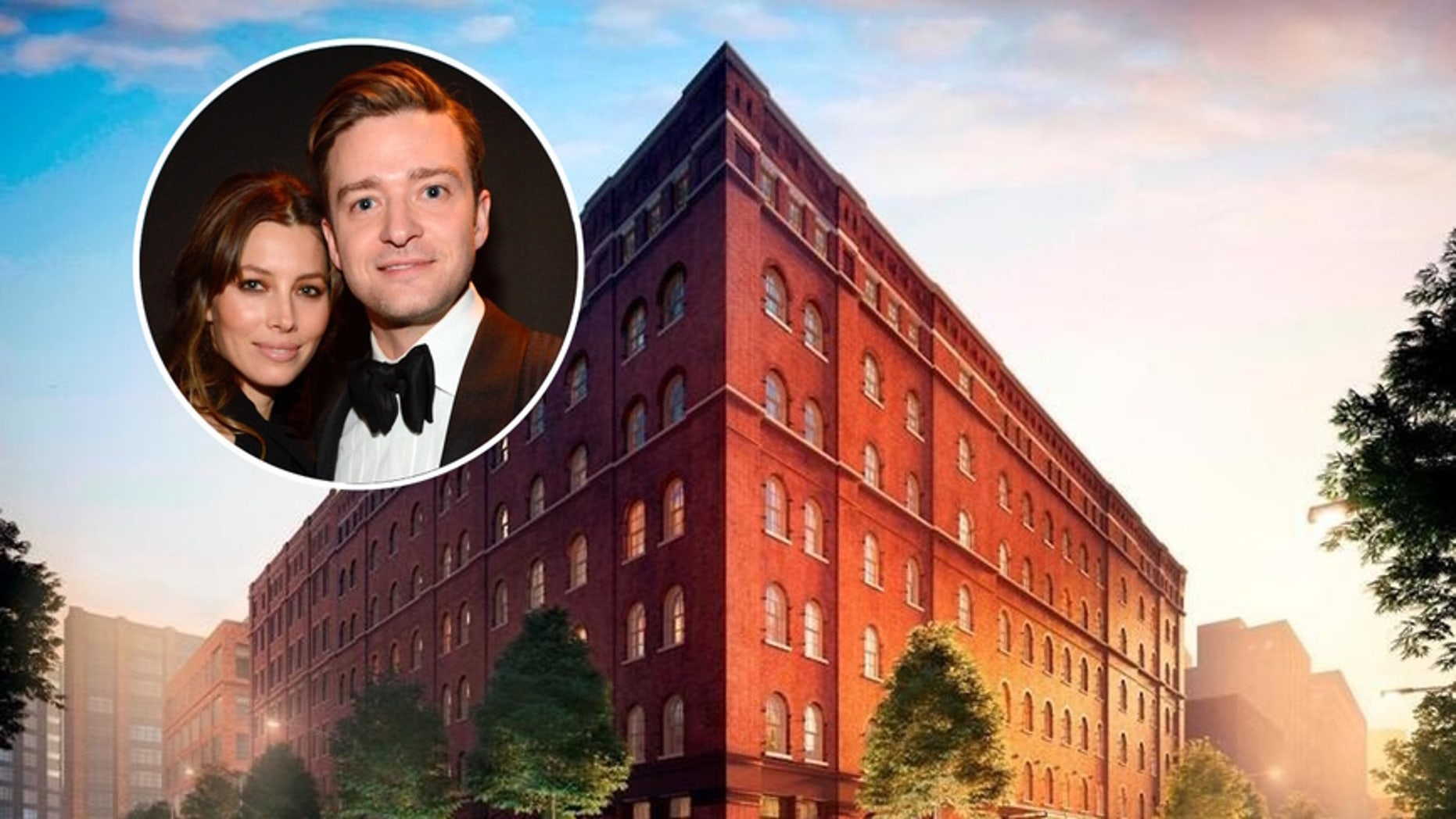 Justin Timberlake and Jessica Biel just closed on a condo in lower Manhattan.