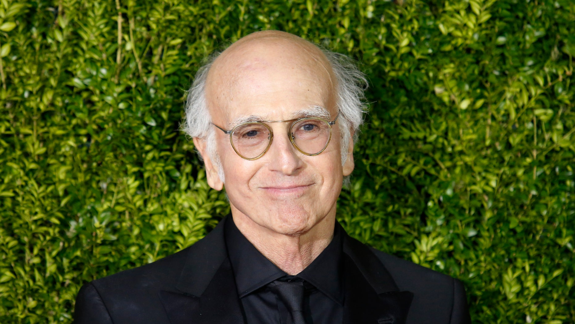 Actor and screenwriter Larry David arrives for the American Theatre Wing's 69th Annual Tony Awards at the Radio City Music Hall in Manhattan, New York June 7, 2015.  REUTERS/Eduardo Munoz - RTX1FK7A