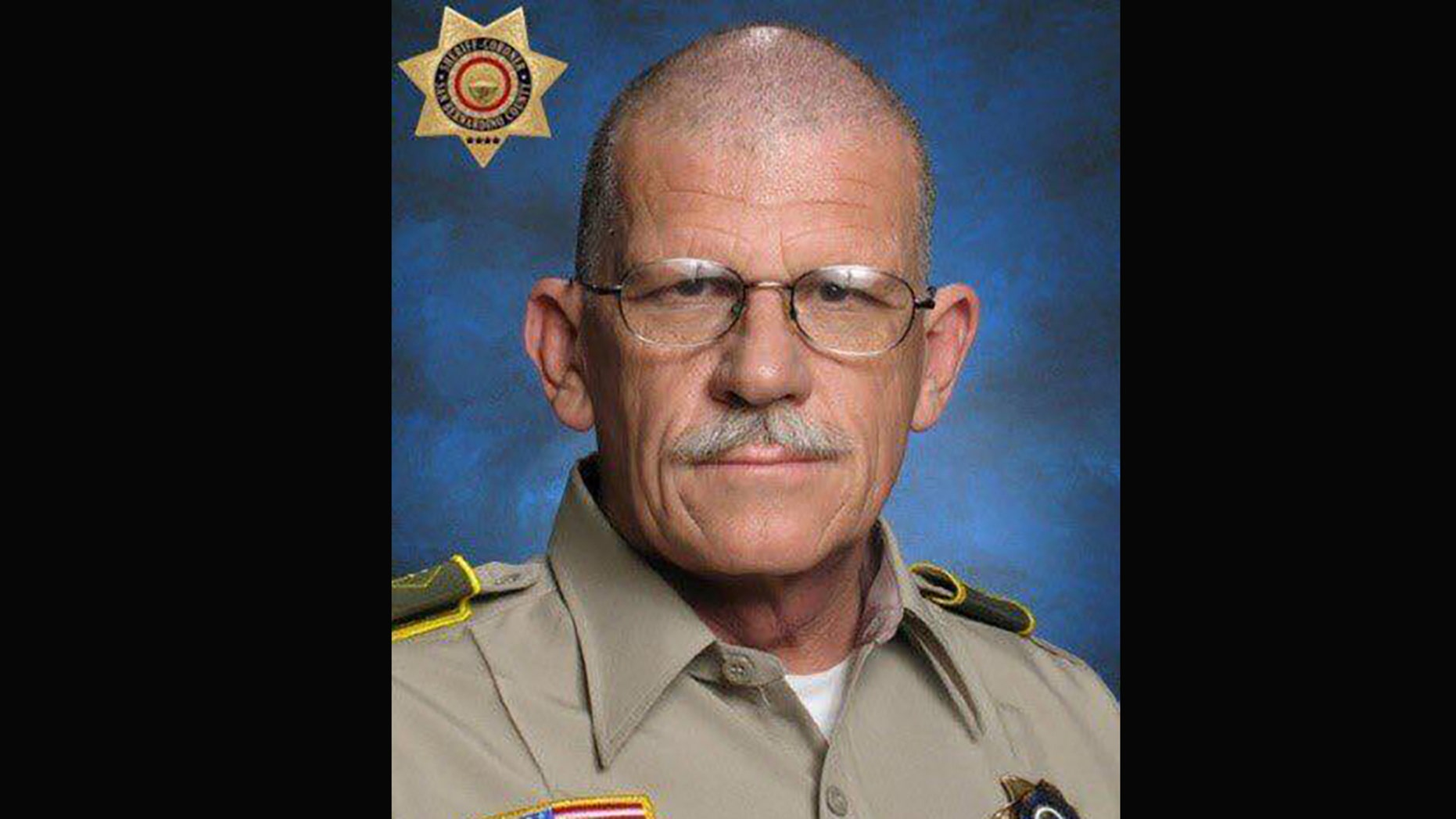 San Bernardino County Sheriff's Deputy Lawrence Falce.