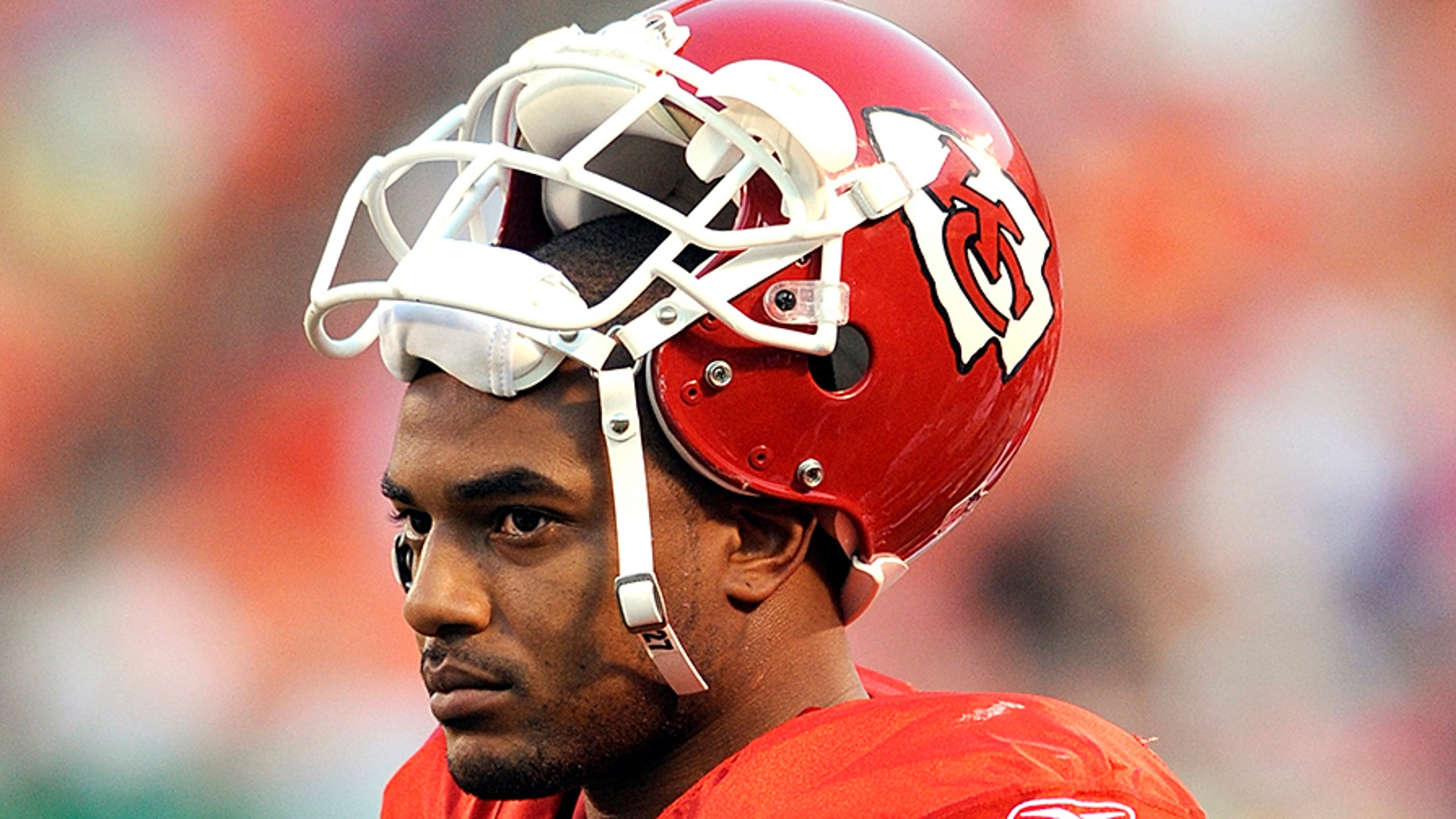 Larry Johnson was drafted by the Kansas City Chiefs in 2003 after playing for Penn State. He told the Washington Post that he believes he's living with CTE.