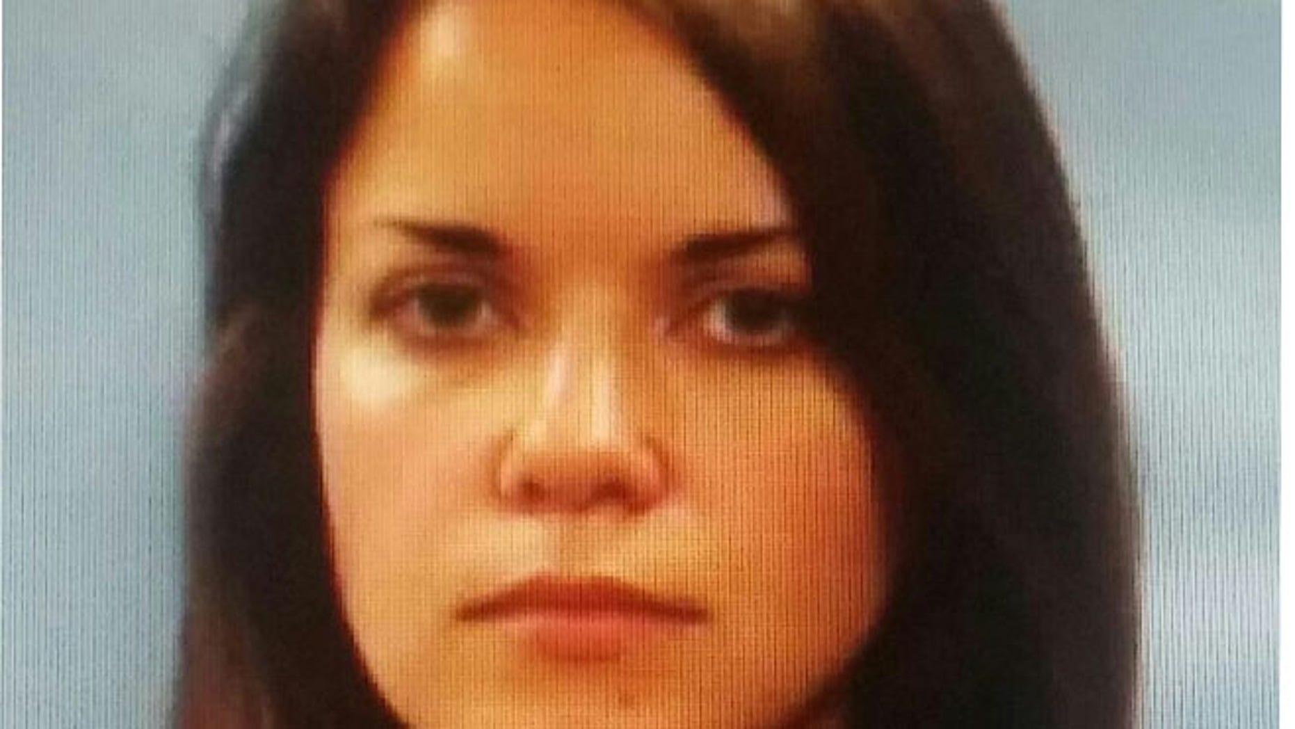 Laura Ann Buckingham booking photo. (Roane County Sheriff's Office)
