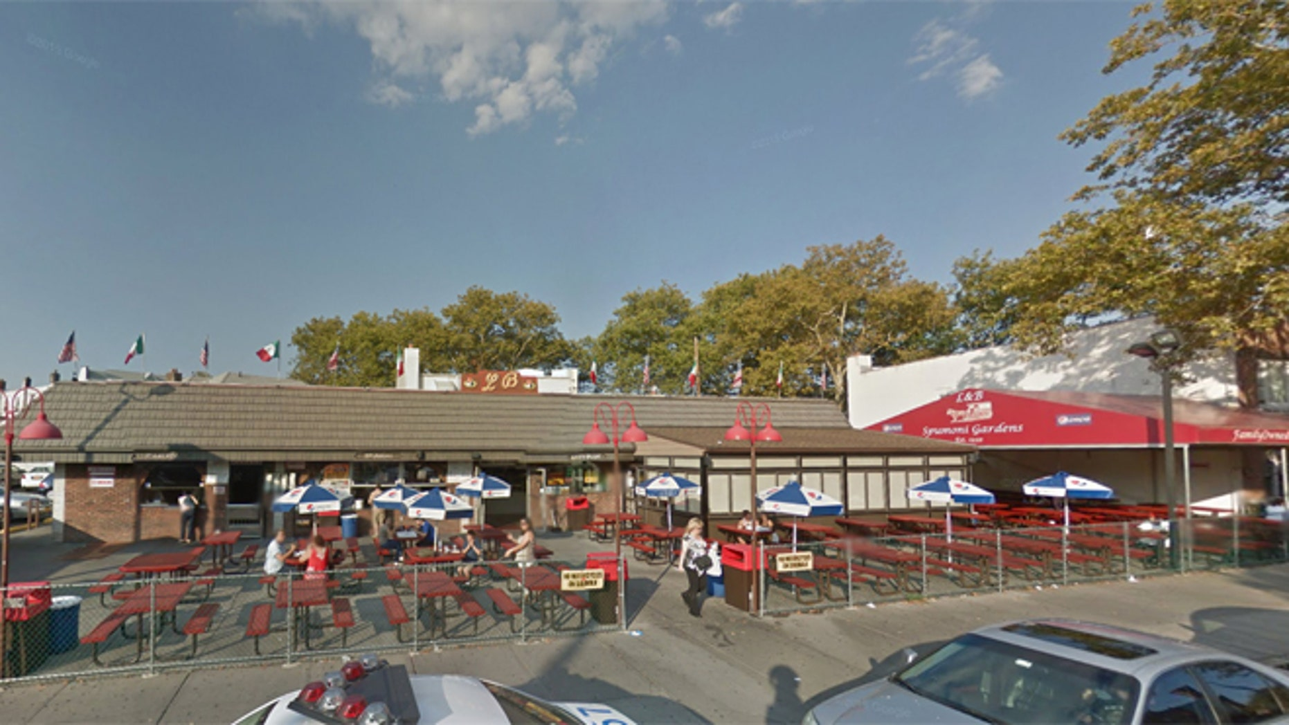 L&B Spumoni Gardens in Brooklyn, N.Y. (Google Street View)