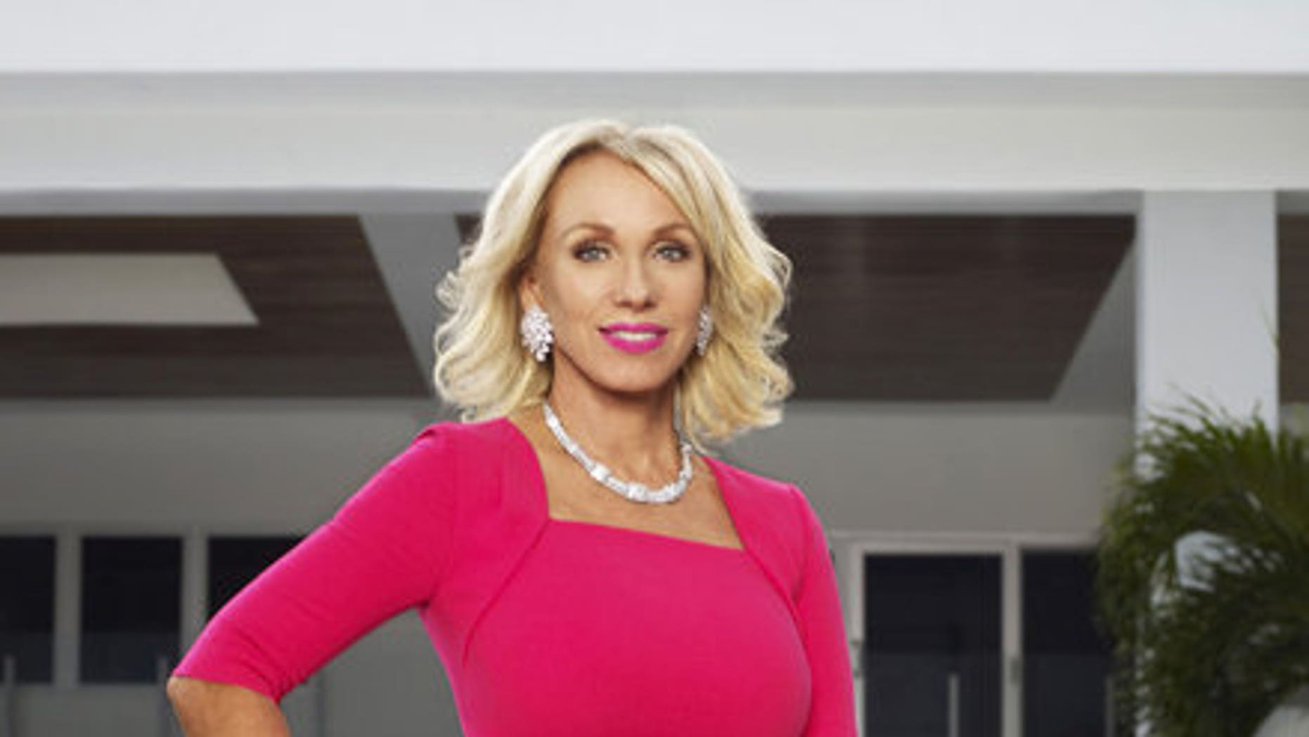 """Lea Black, of """"The Real Housewives of Miami,"""" is shown."""