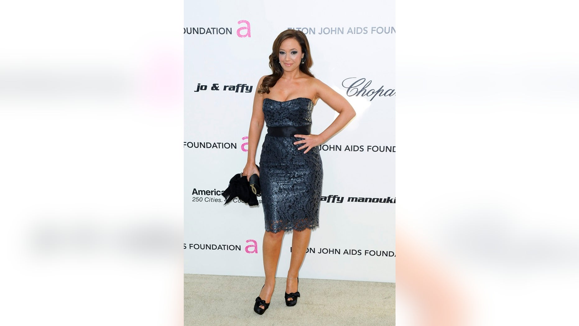 """Leah Remini of A&E's """"Leah Remini: Scientology and the Aftermath"""" said the Church of Scientology members discuss who to vote for in political elections."""