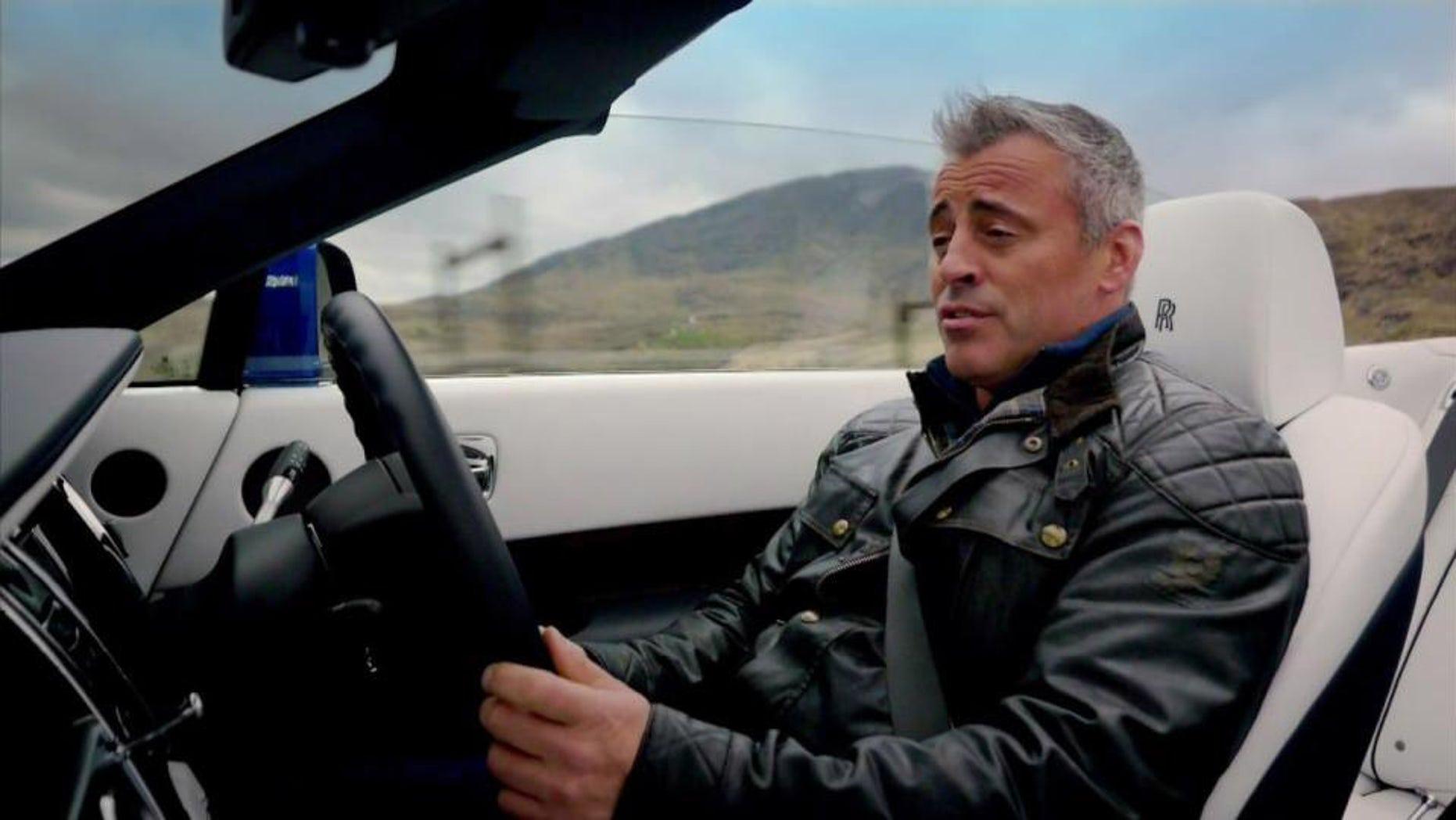 LeBlanc joined 'Top Gear' in 2016.