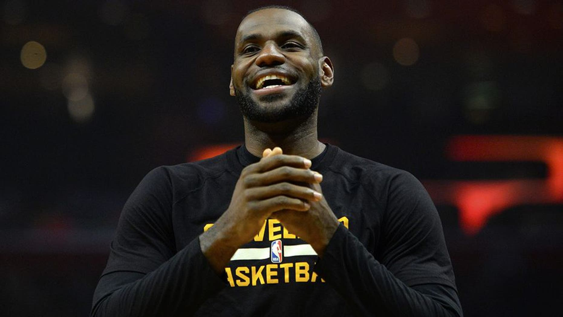 Lonzo Ball Humble >> LeBron James teases the world with snippets of Kendrick Lamar's upcoming album | Fox News
