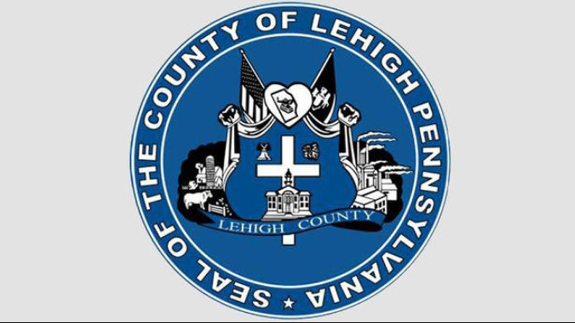 Lehigh County officials in Pennsylvania will have to scrap this seal after a court ruled that it that it did not adhere to the consitution.