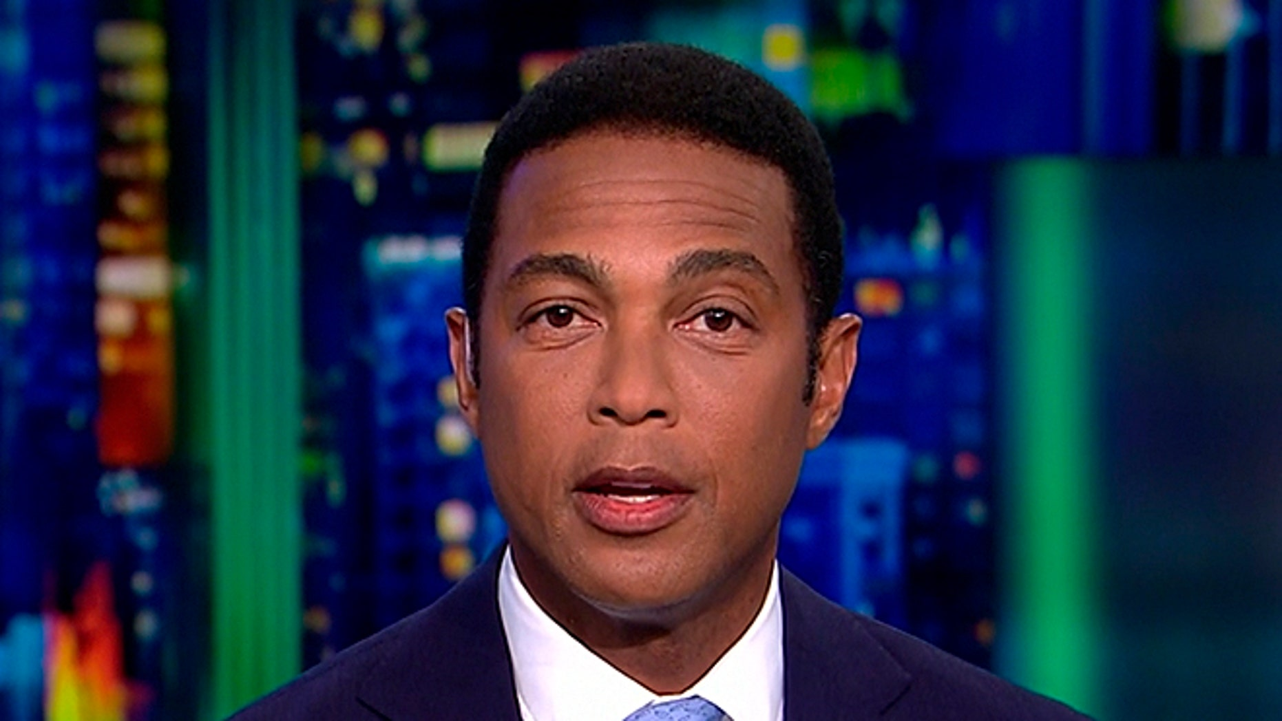 Don Lemon echoed recent rhetoric floated by the CNN's media reporter that President Trump should be put on delay.