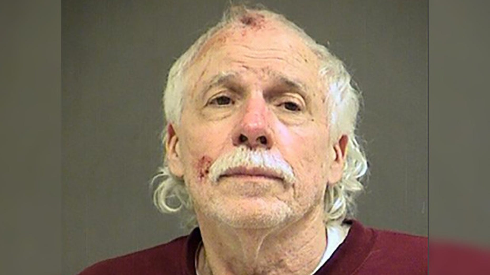 Leo Miller, 71, is accused of trying to suffocate a 74-year-old woman who took him in as a roomate. He was allegedly upset over his share of the electric bill.
