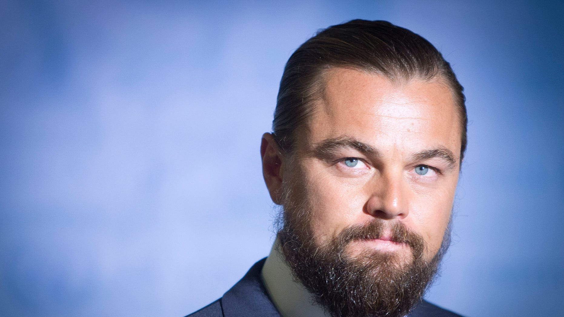 "September 20, 2014. Actor Leonardo DiCaprio is pictured during a ceremony to be named a ""United Nations Messenger of Peace"" with a special focus on climate change at the United Nations headquarters in the Manhattan borough of New York."