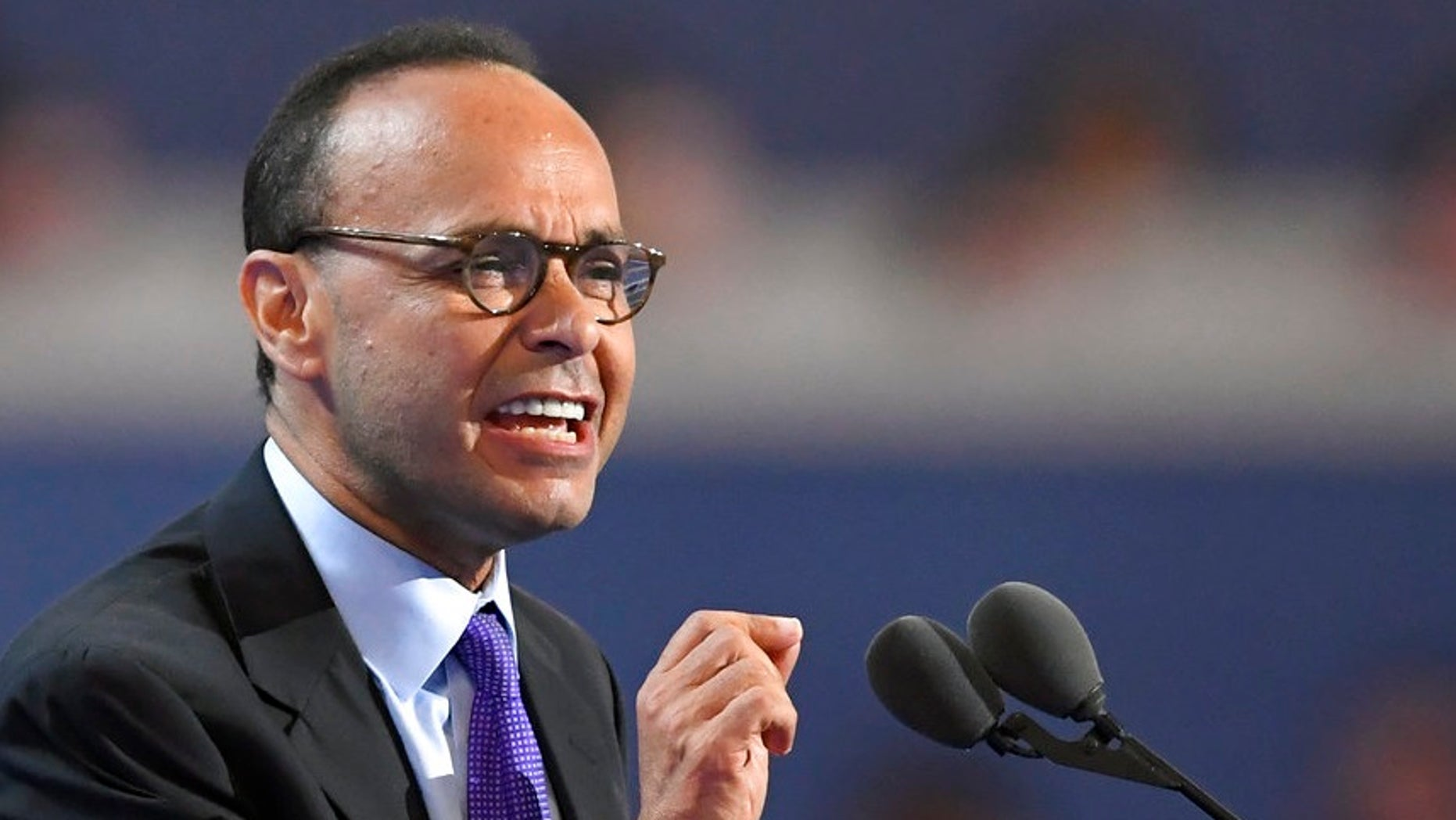 Illinois Democratic Rep. Luis Gutierrez derided President Trump's SOTU speech, saying it was translated from Russian.