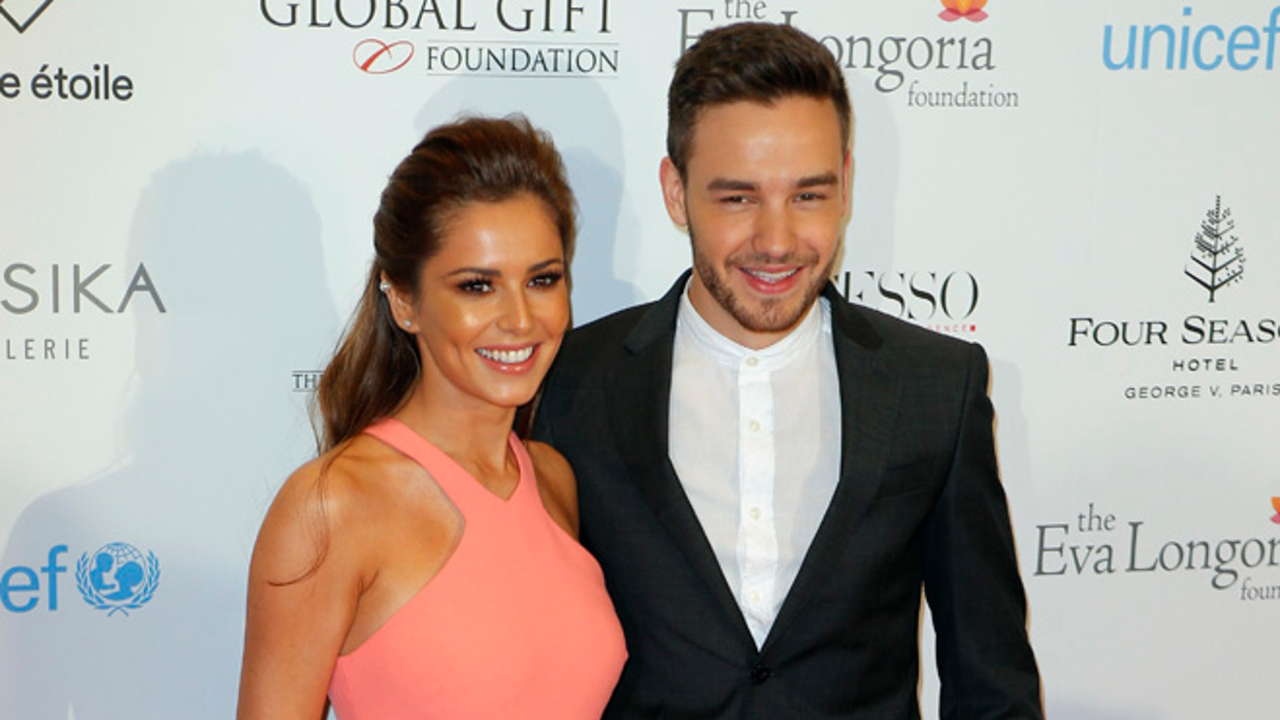 Cheryl Cole and Liam Payne announced the birth of their baby son.
