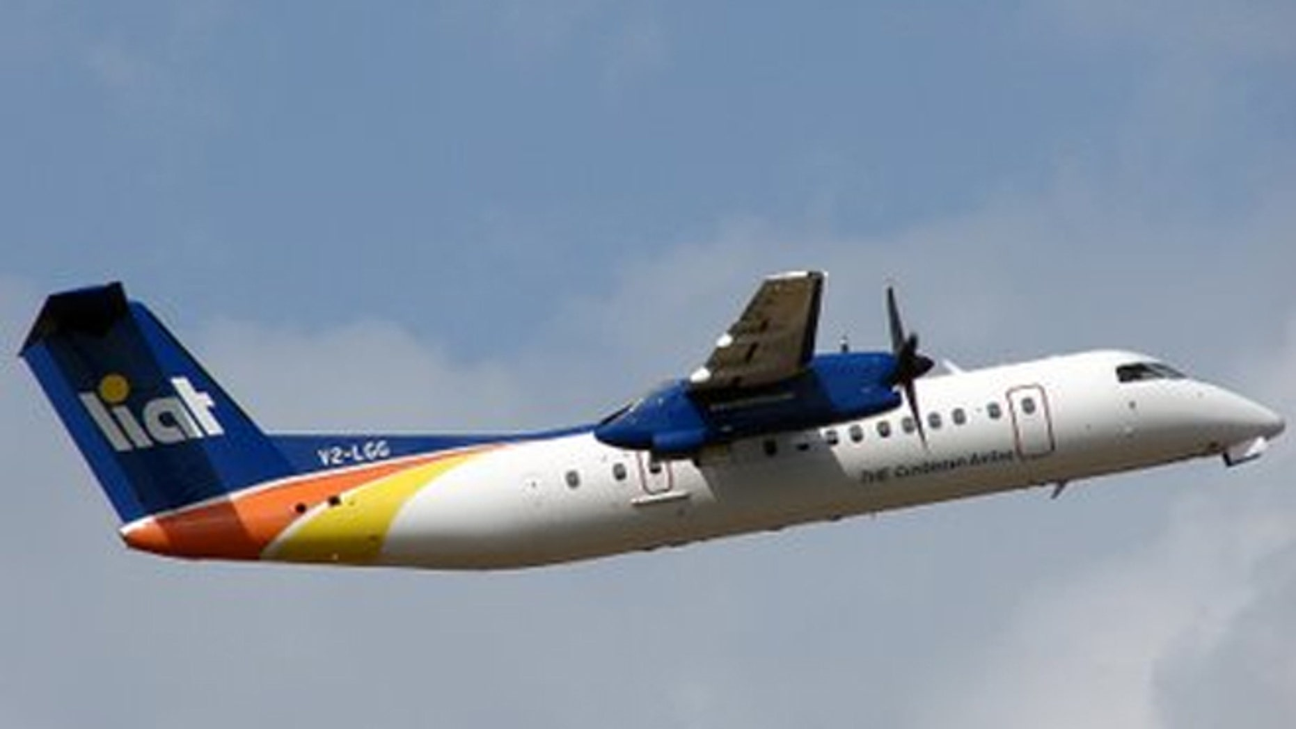 """""""An open letter to LIAT"""" originally appeared in a newspaper in the British Virgin Islands."""