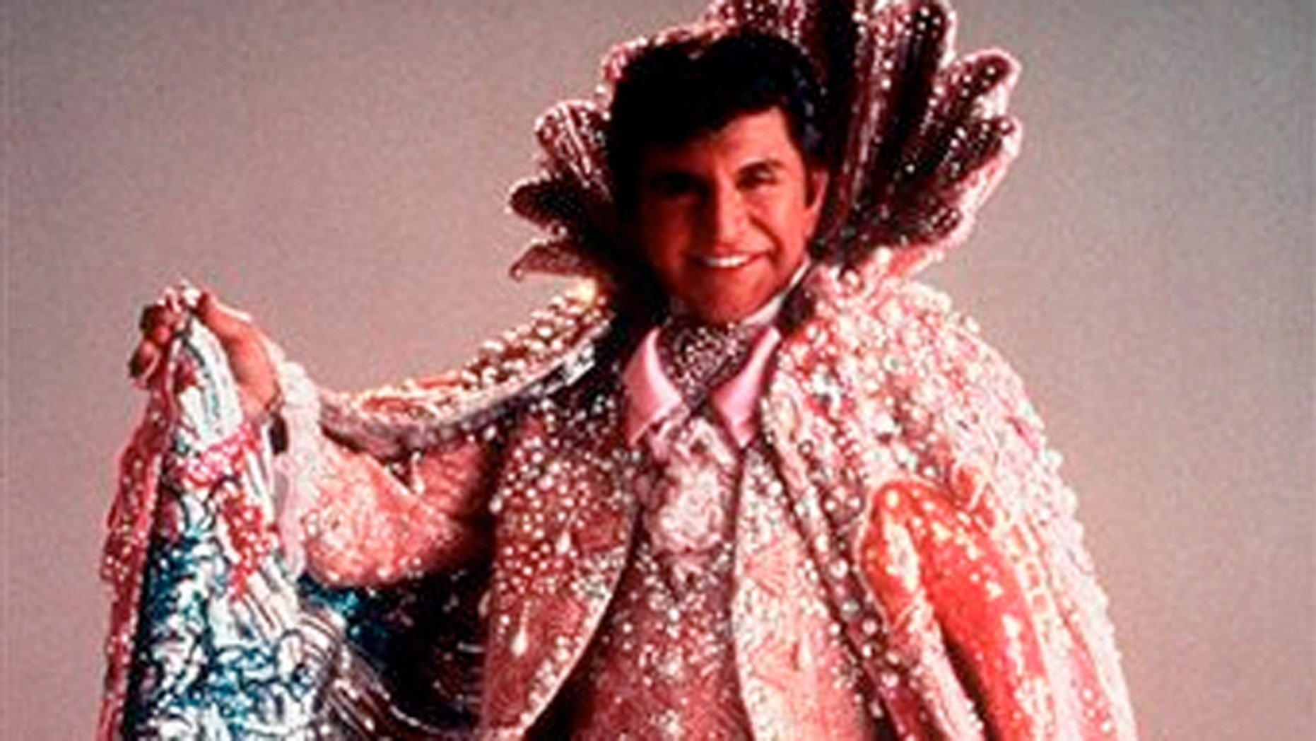 This week, a casino on the Las Vegas Strip is bringing some of Liberace's most decadent possessions back into the public eye.