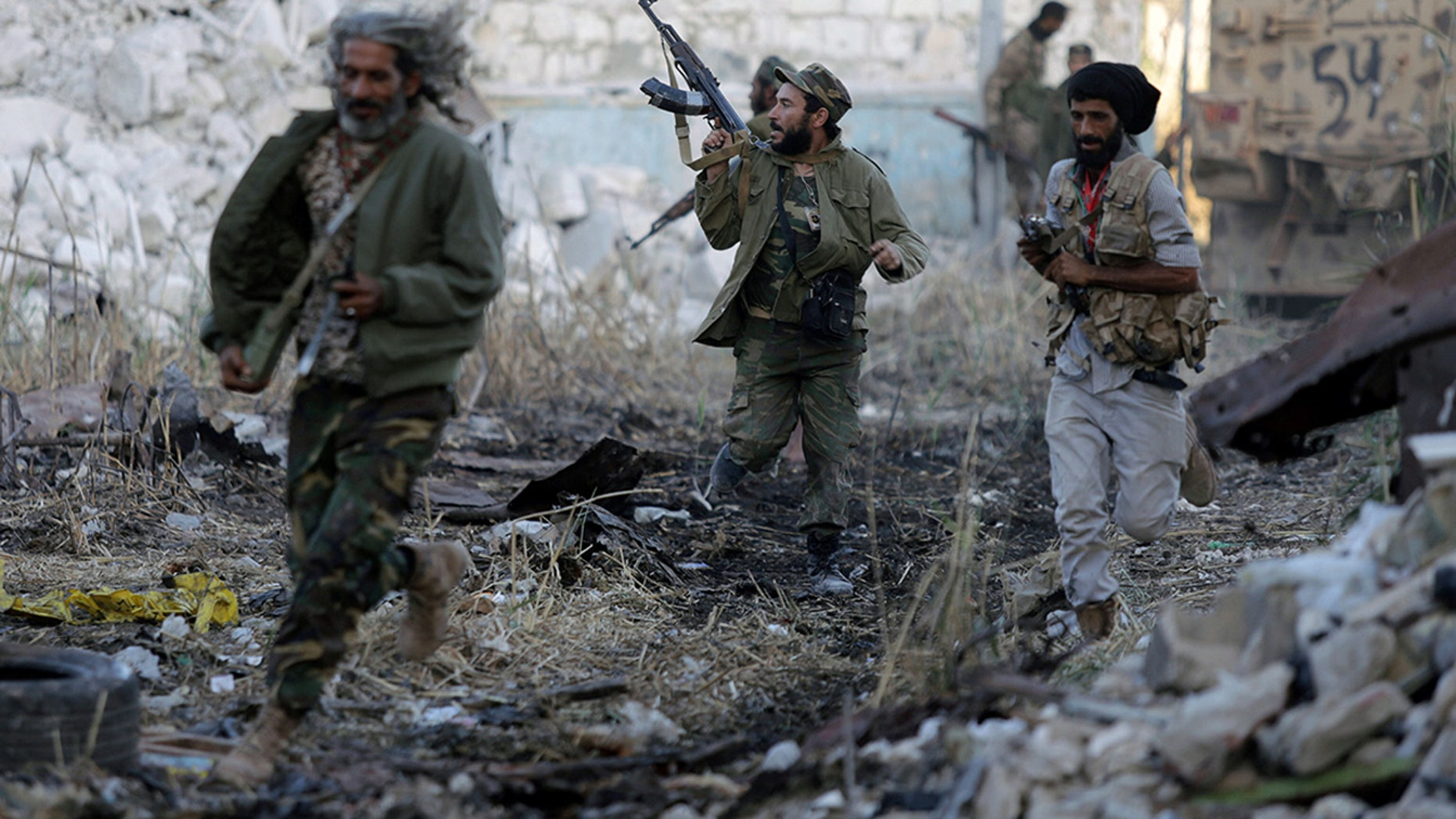 The Libyan National Army has been battling ISIS in the cities of Sirte and Benghazi.