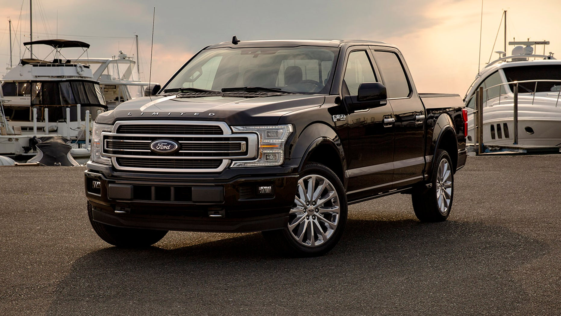 Ford F-150 King Ranch >> Raptor-powered Ford F-150 Limited coming for 2019 | Fox News