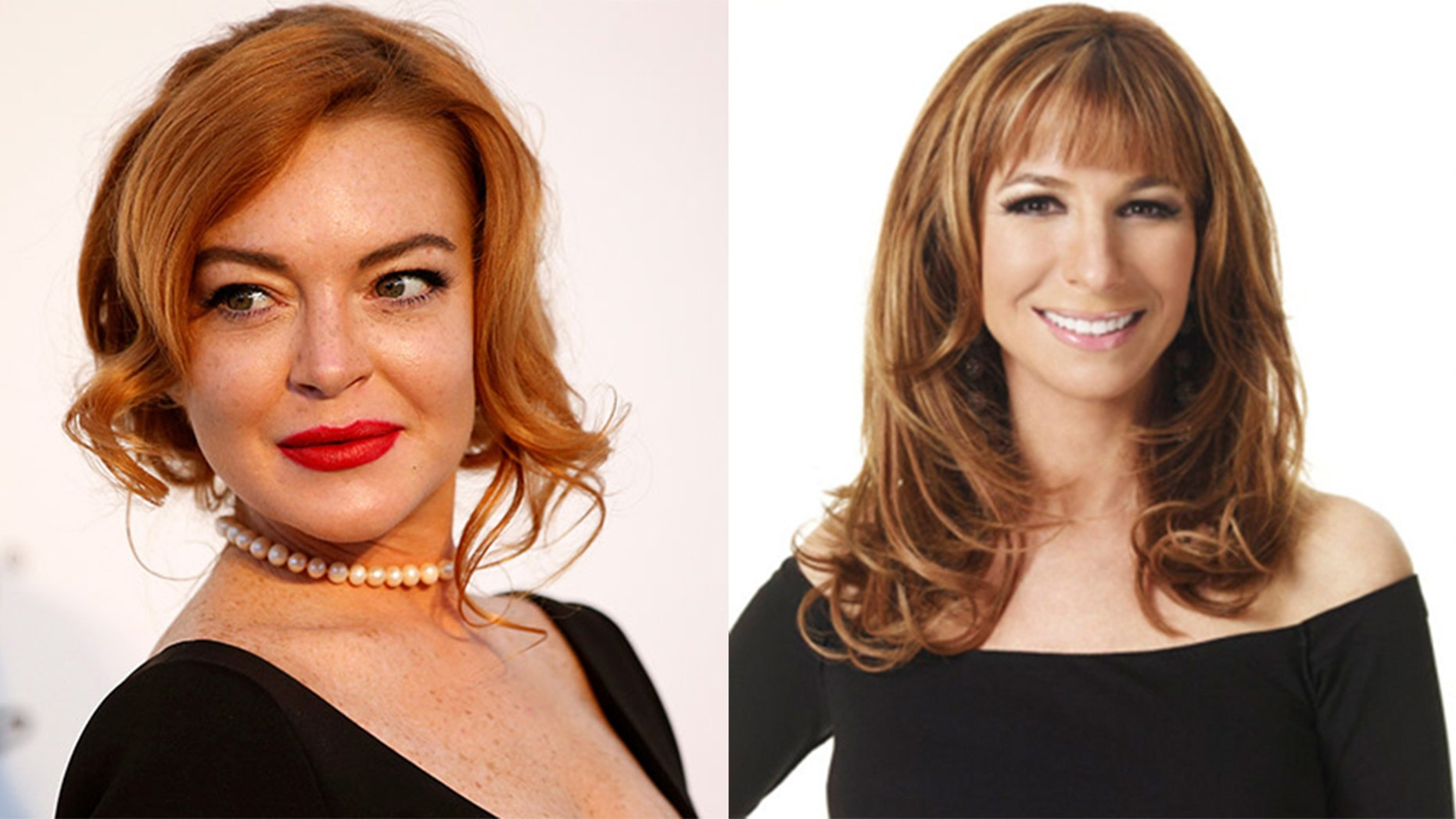 Lindsay Lohan rings in her 32nd birthday with 'RHONY' alum Jill Zarin.