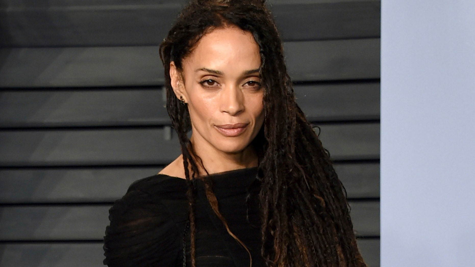 FILE - In this March 4, 2018 file photo, Lisa Bonet arrives at the Vanity Fair Oscar Party in Beverly Hills, Calif.
