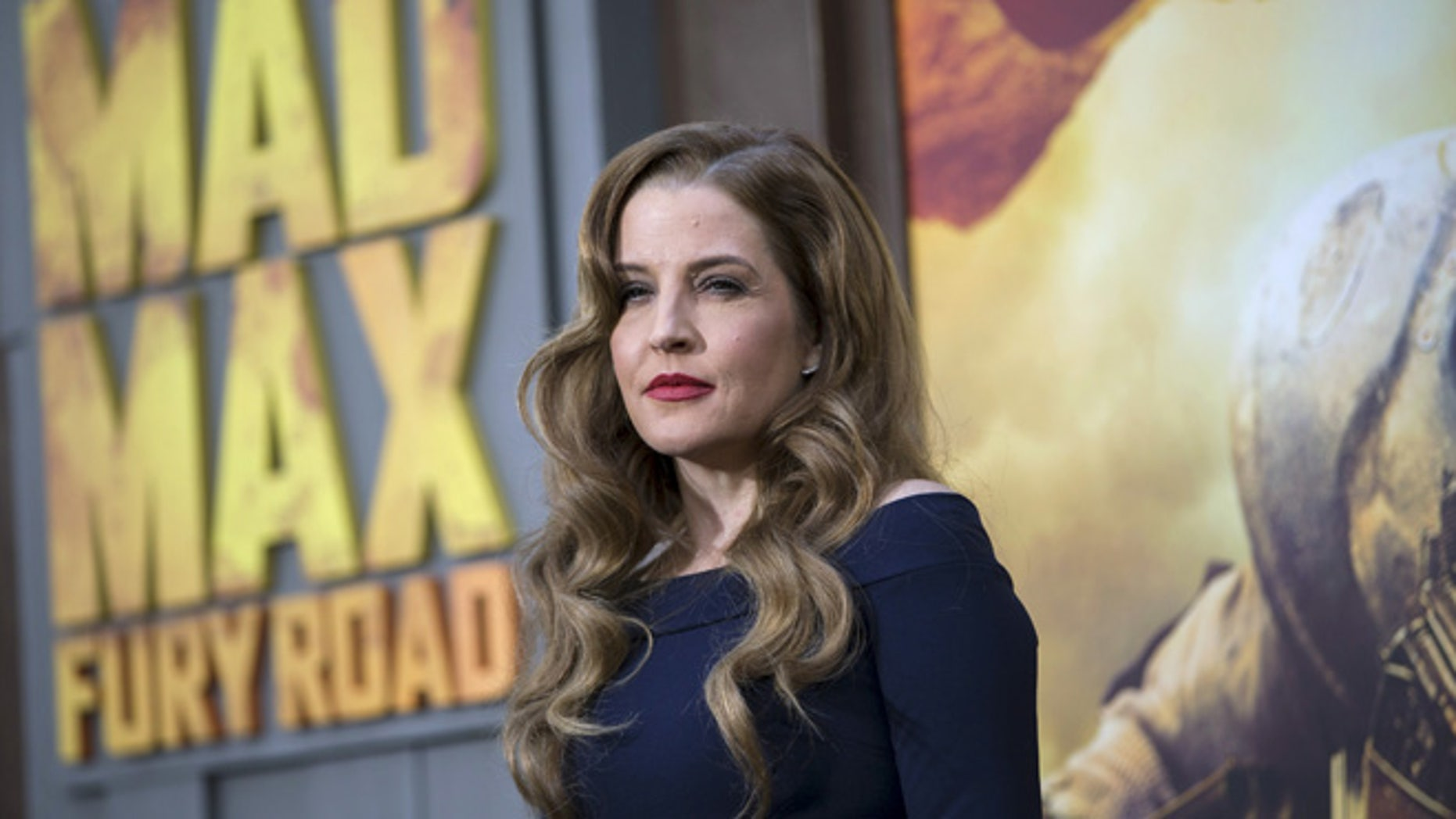 Lisa Marie Presley says her 8-year-old twins are in protective custody.