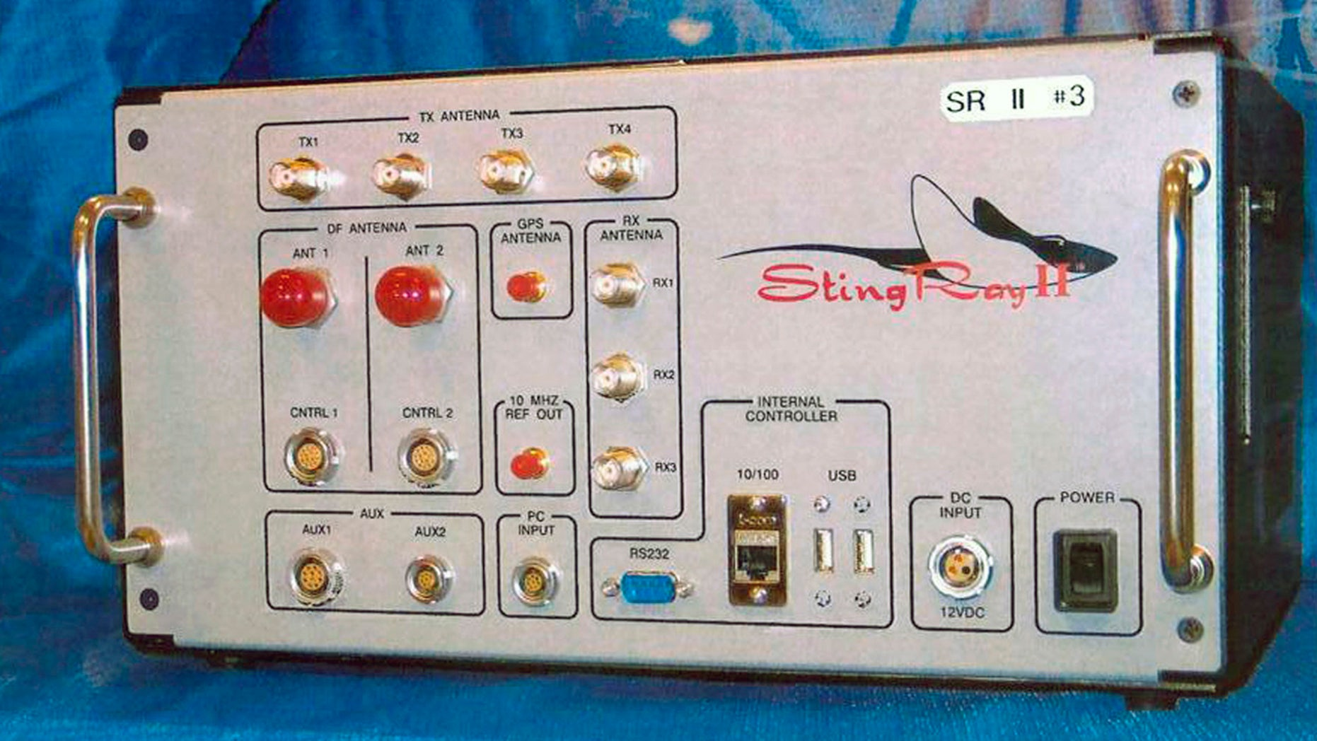 The Department of Homeland Security says it has identified suspected rogue cell tower simulators -- popularly known as Stingrays -- in Washington.