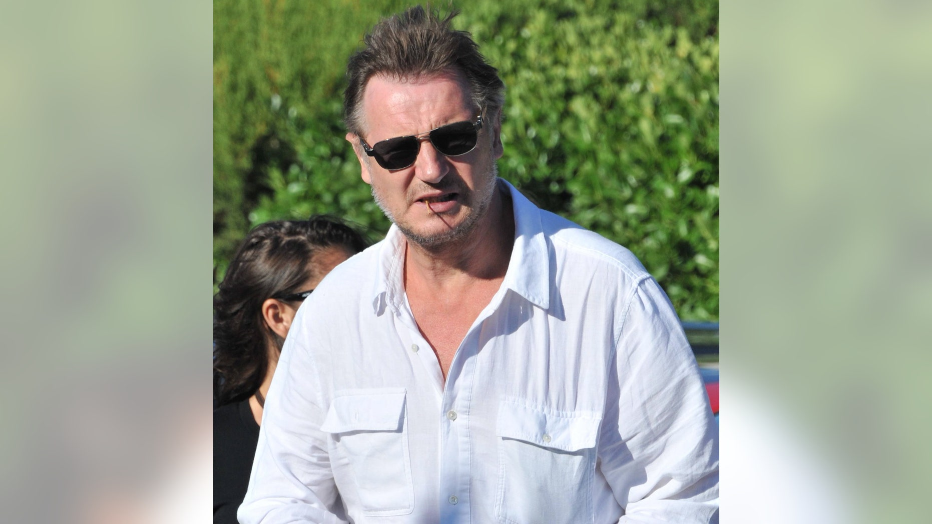 Liam Neeson Finds Love Again With Public Relations Exec