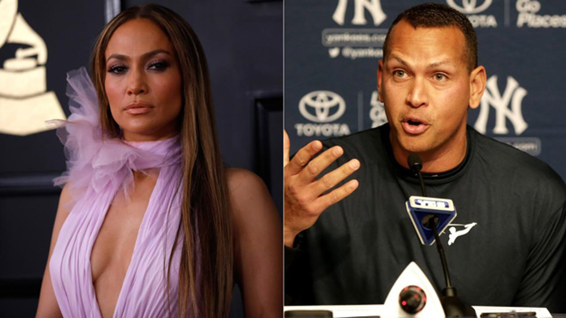Jennifer Lopez and Alex Rodriguez have been spotted in the Bahamas.