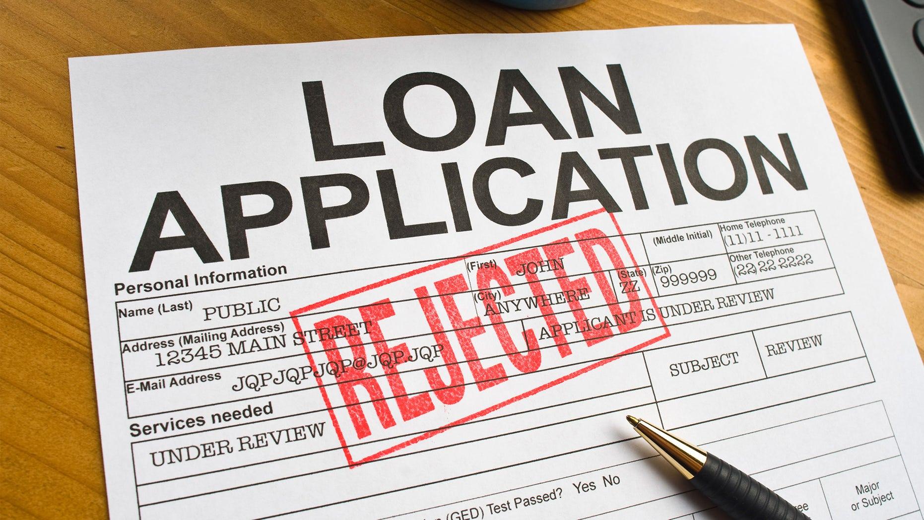 loan-rejected