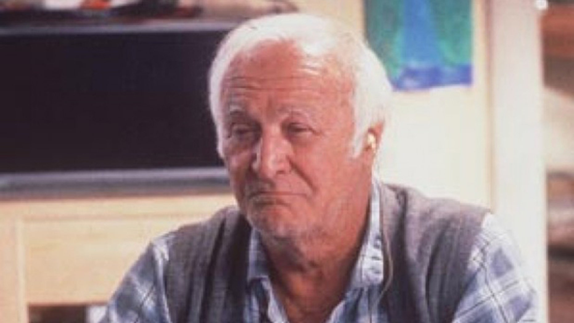 Actor Robert Loggia is pictured in the FOX sitcom 'Malcolm in the Middle' (AP Photo)