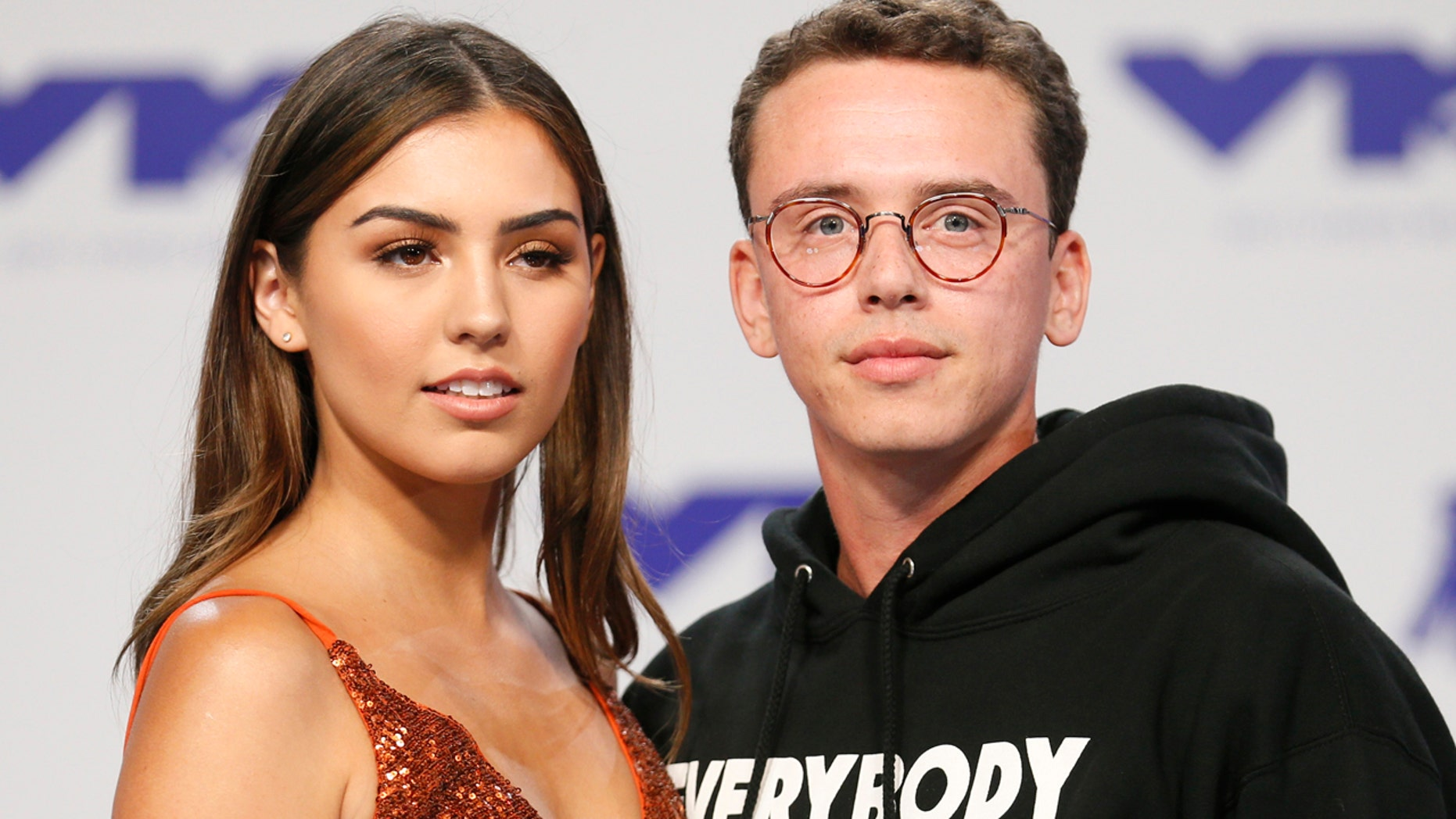 Rapper Logic and wife, Jessica Andrea, reportedly split after 2 years of marriage.