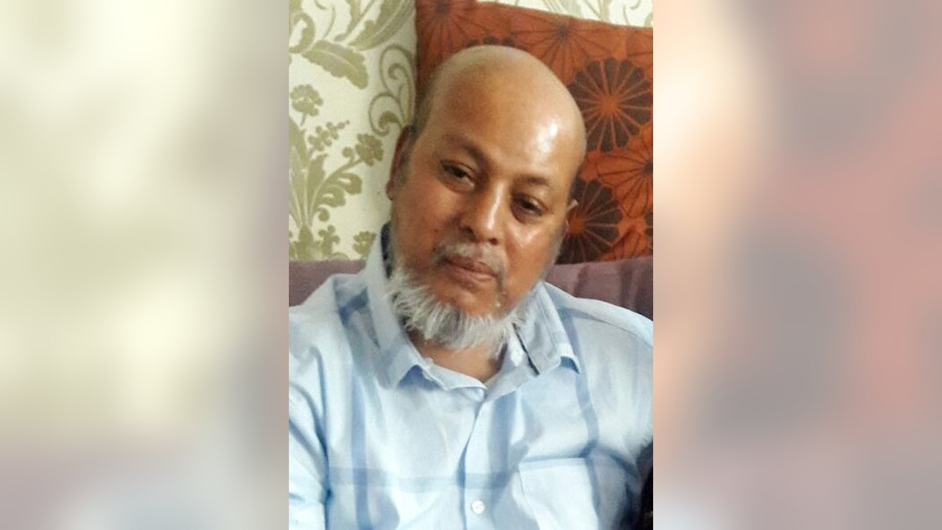 "Makram Ali, 51, died or ""multiple injuries"" early Monday, June 19, 2017, after a man drove a van near the Muslim Welfare House mosque in Finsbury Park, London."
