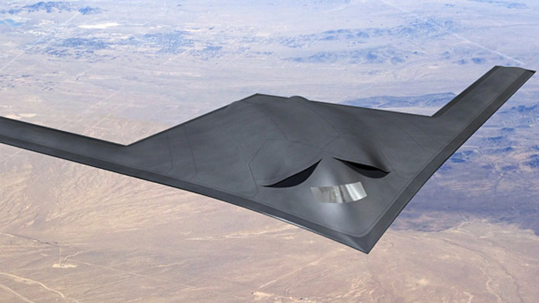 The next generation of Air Force bombers will be bigger and more powerful than ever.