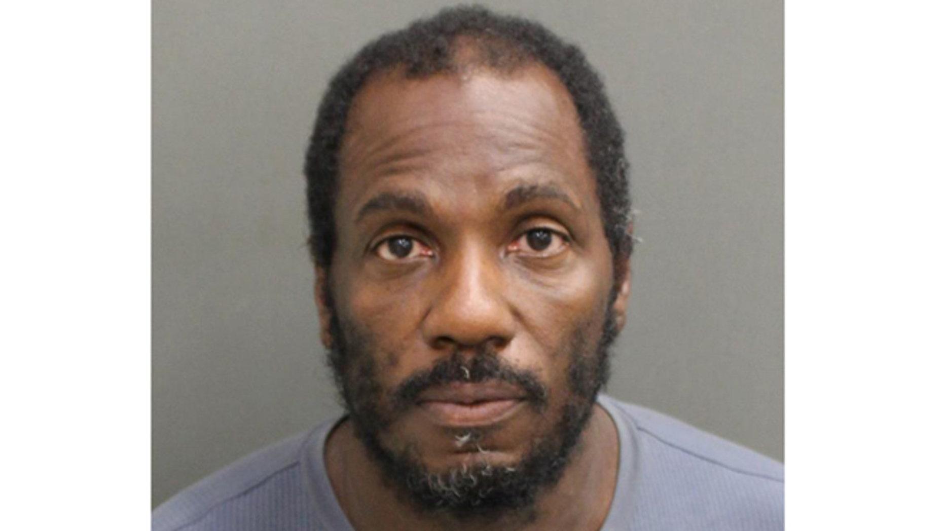 Mugshot for Lonnie Leonard, 51, of Apopka, Florida.