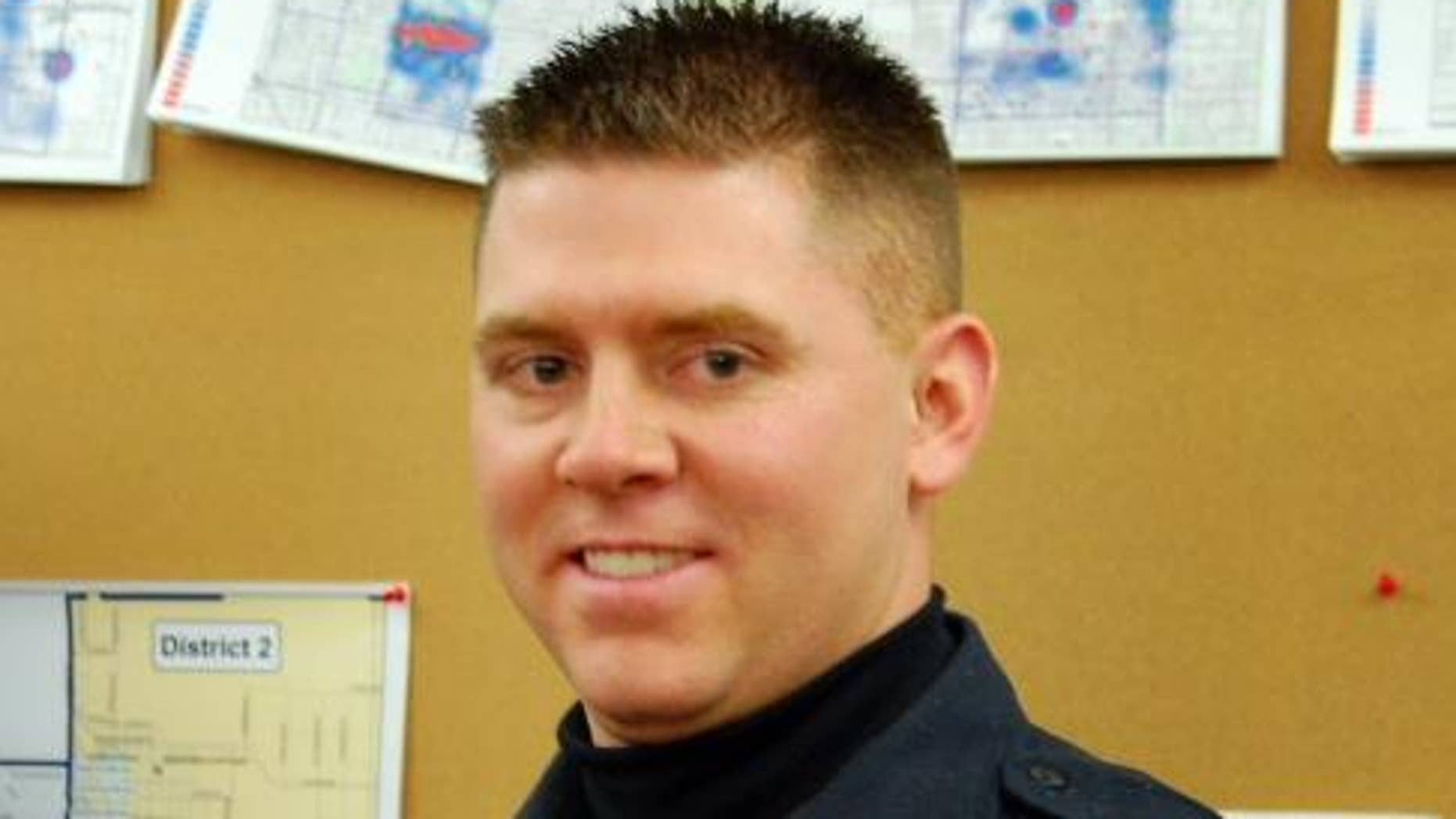 Officer Tony Lopez.