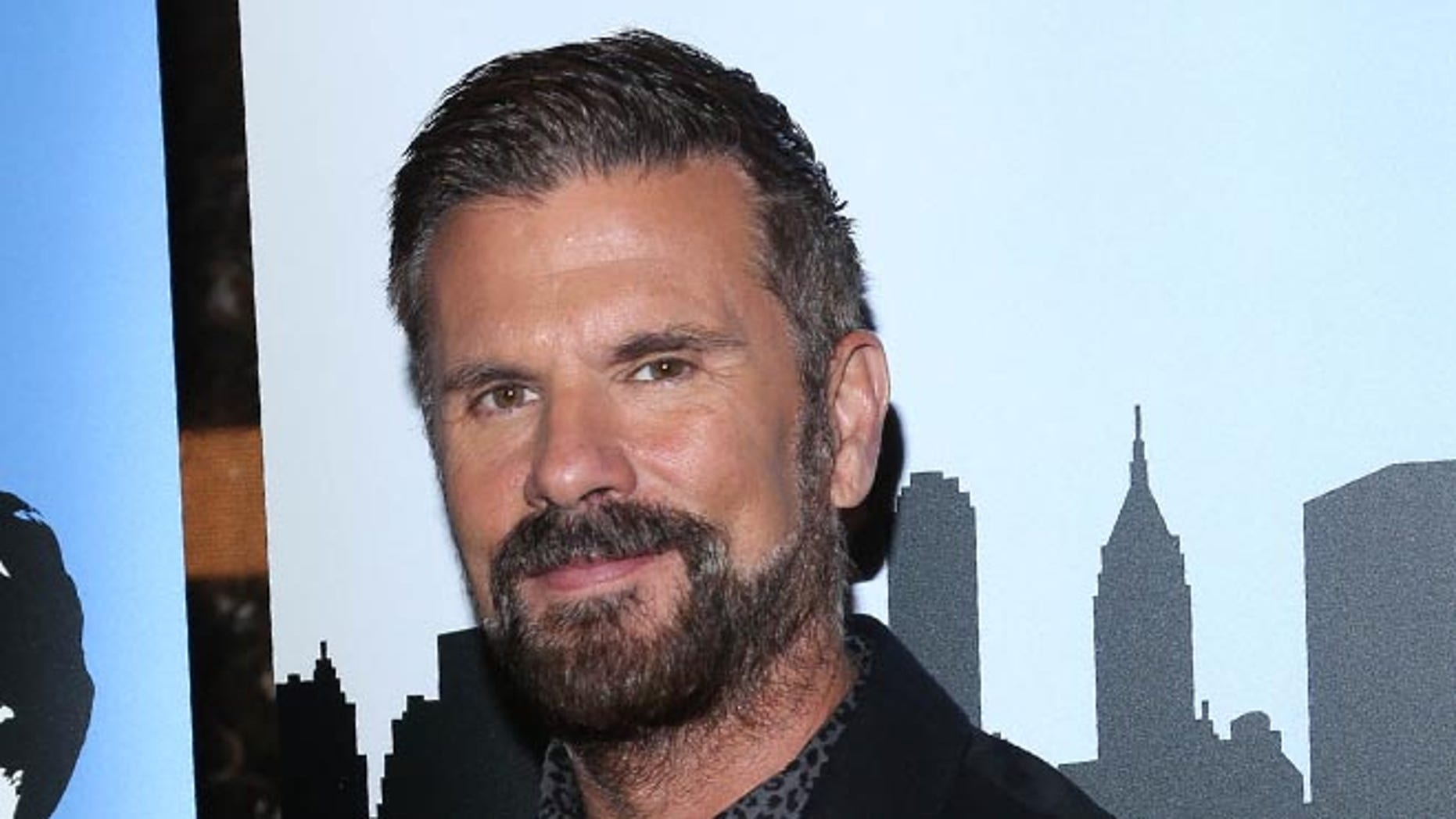"NEW YORK, NY - JANUARY 20:  Lorenzo Lamas attends ""Celebrity Apprentice"" Red Carpet Event at Trump Tower on January 20, 2015 in New York City.  (Photo by Rob Kim/Getty Images)"