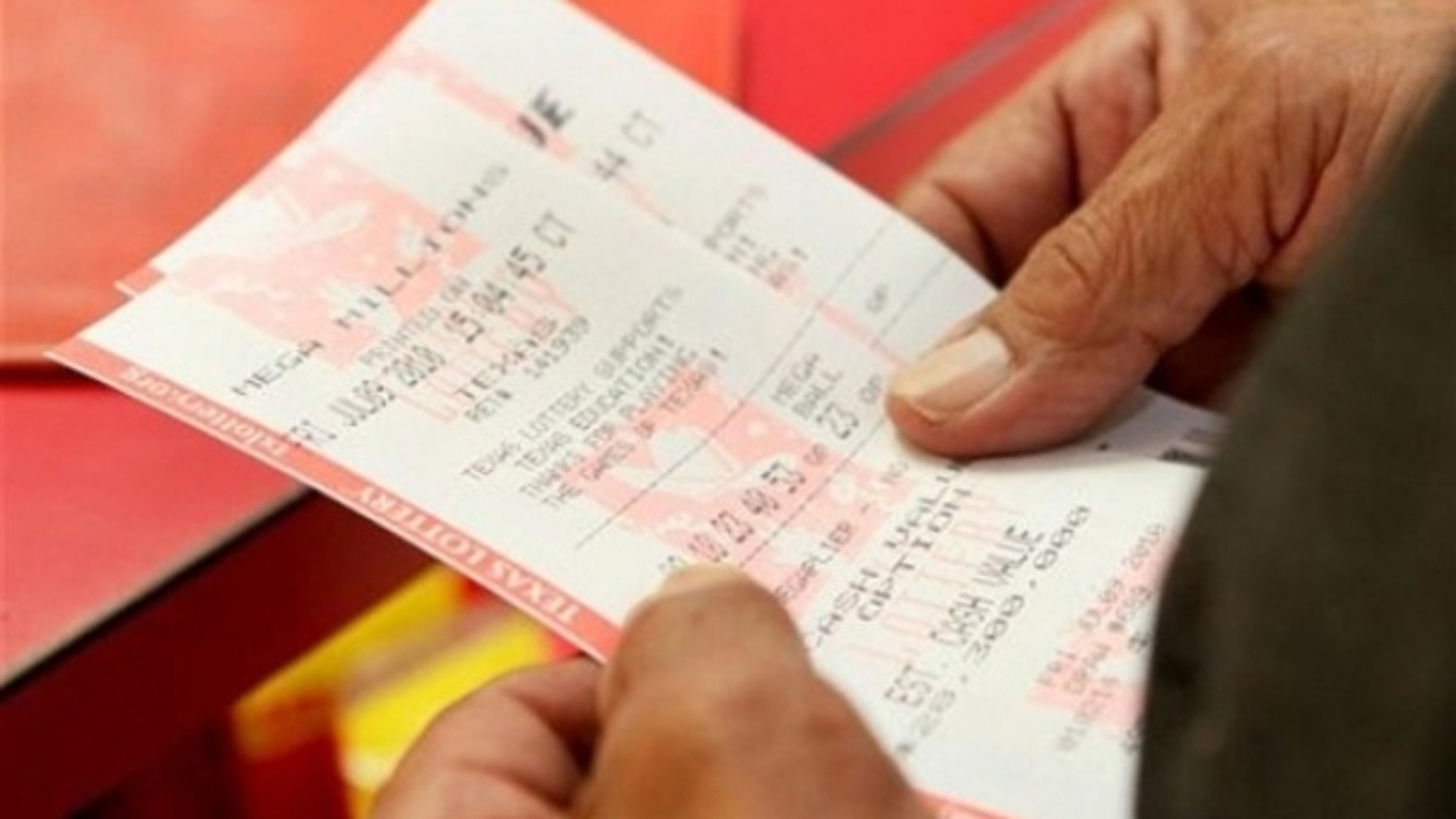 Statistician Cracks Secret Code Behind Lottery Tickets | Fox