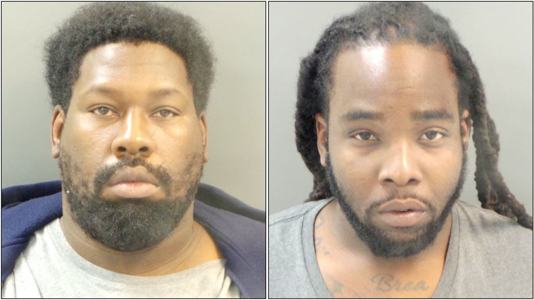 "Larry ""Poppy"" Strickland, 31, and Anthony ""Big Ant"" Demyers, 33, worked together to pressure three witnesses to refuse to testify in connection with a St. Louis murder case, authorities say."