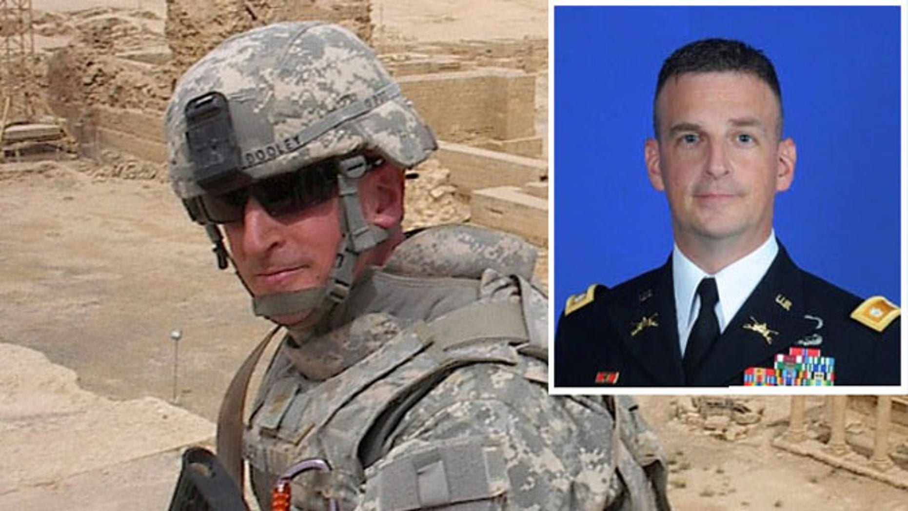 U.S. Army LTC. Matthew Dooley