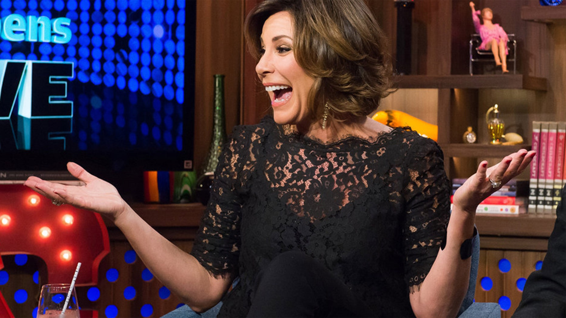 """Real Housewives of New York City"" star Luann de Lesseps."