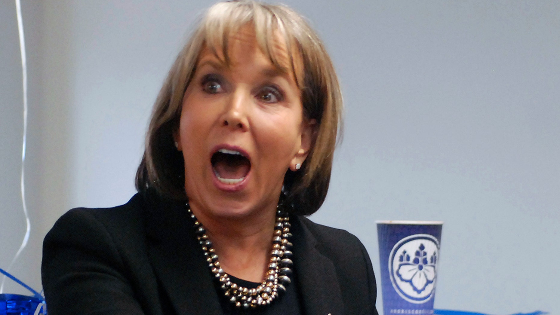 U.S. Rep. Michelle Lujan Grisham will face Republican U.S. Rep. Steve Pearce in November's general election.