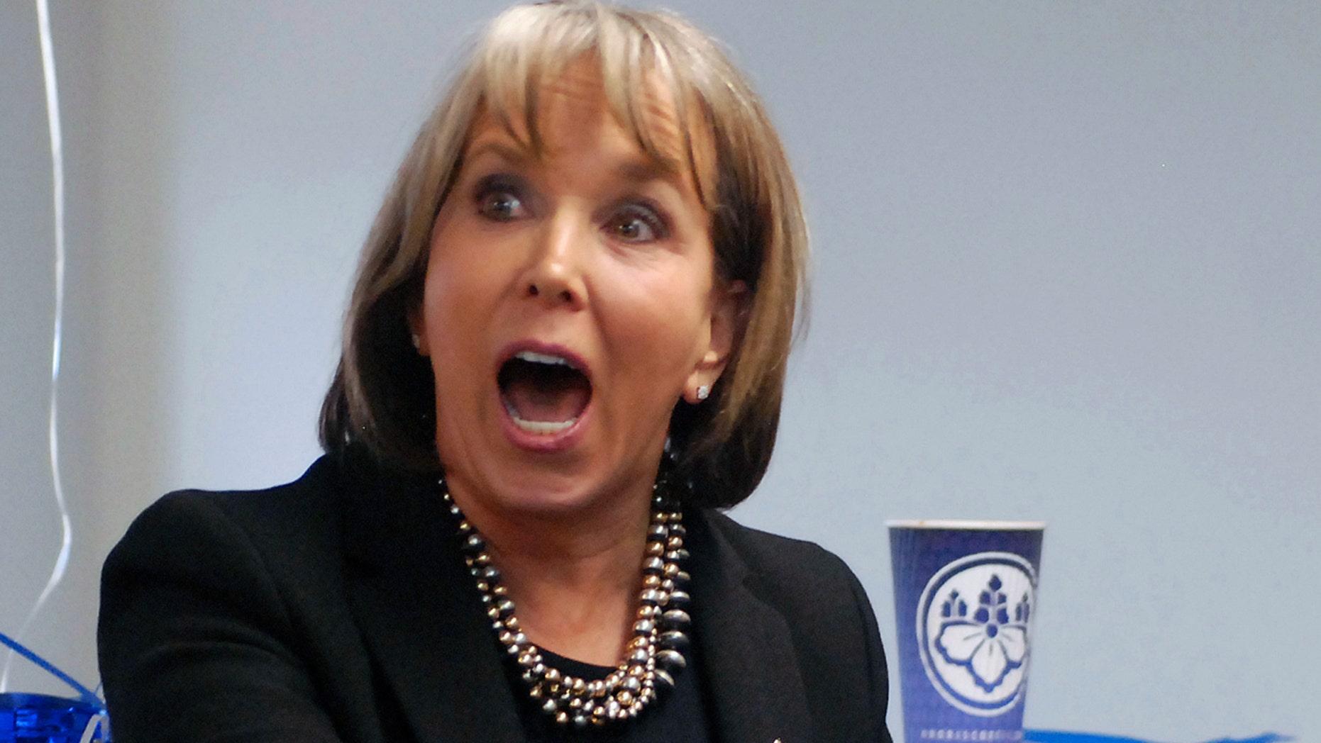 U.S. Rep. Michelle Lujan Grisham will face Republican U.S. Rep. Steve Pearce in November's general election.