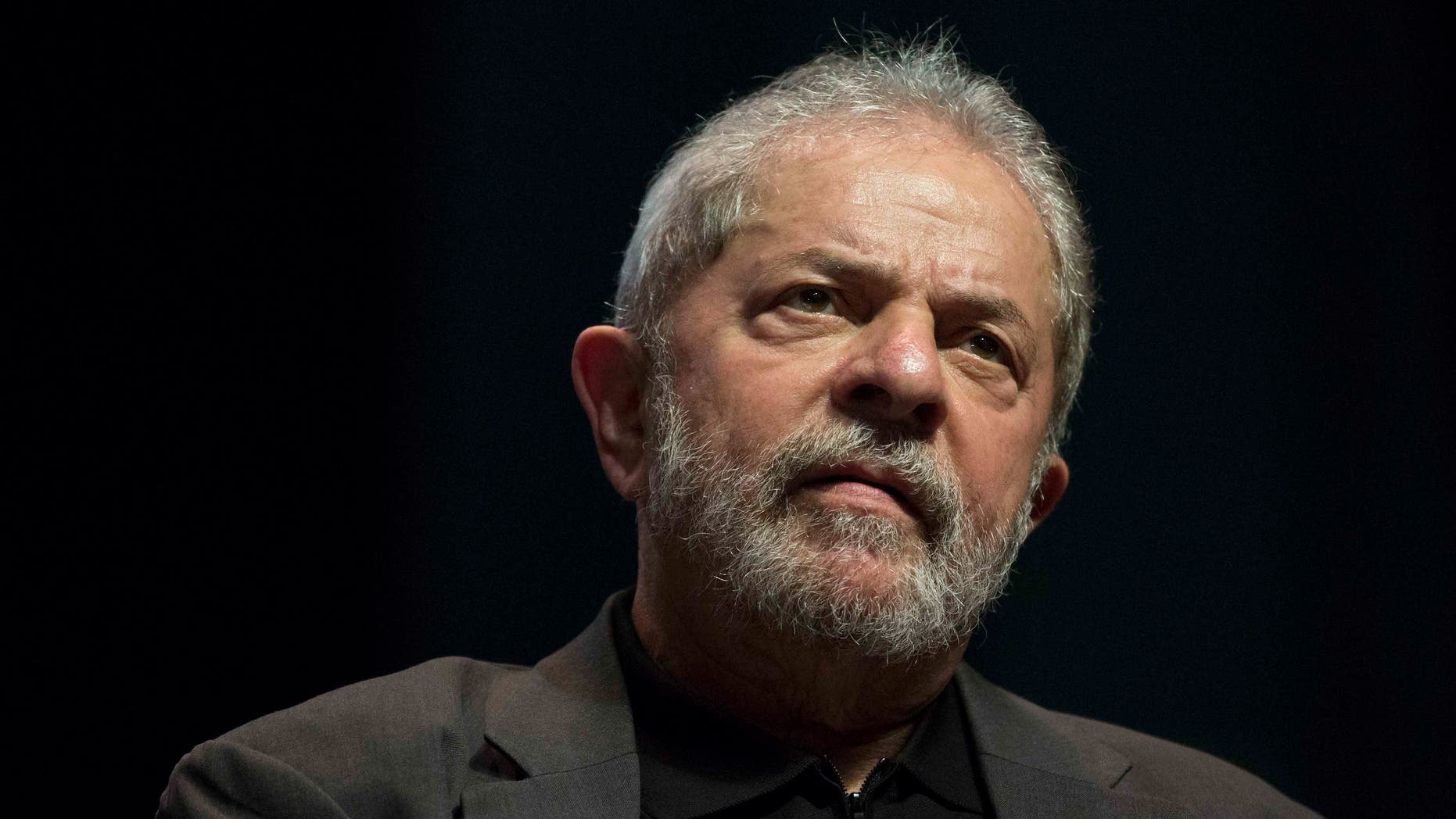 Brazil's Former President Luiz Inacio Lula da Silva on June 6, 2016.