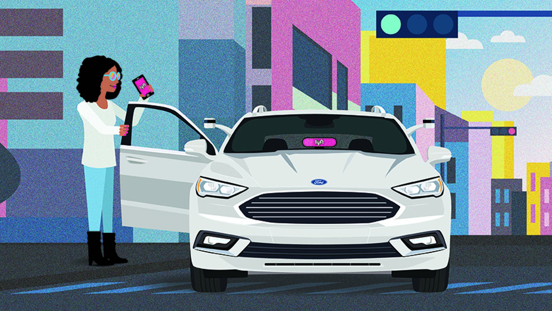 Ford is announcing a significant step toward bringing self-driving vehicles to the masses thanks to a new partnership with Lyft that will help both companies progress toward a more affordable, dependable and accessible transportation future.