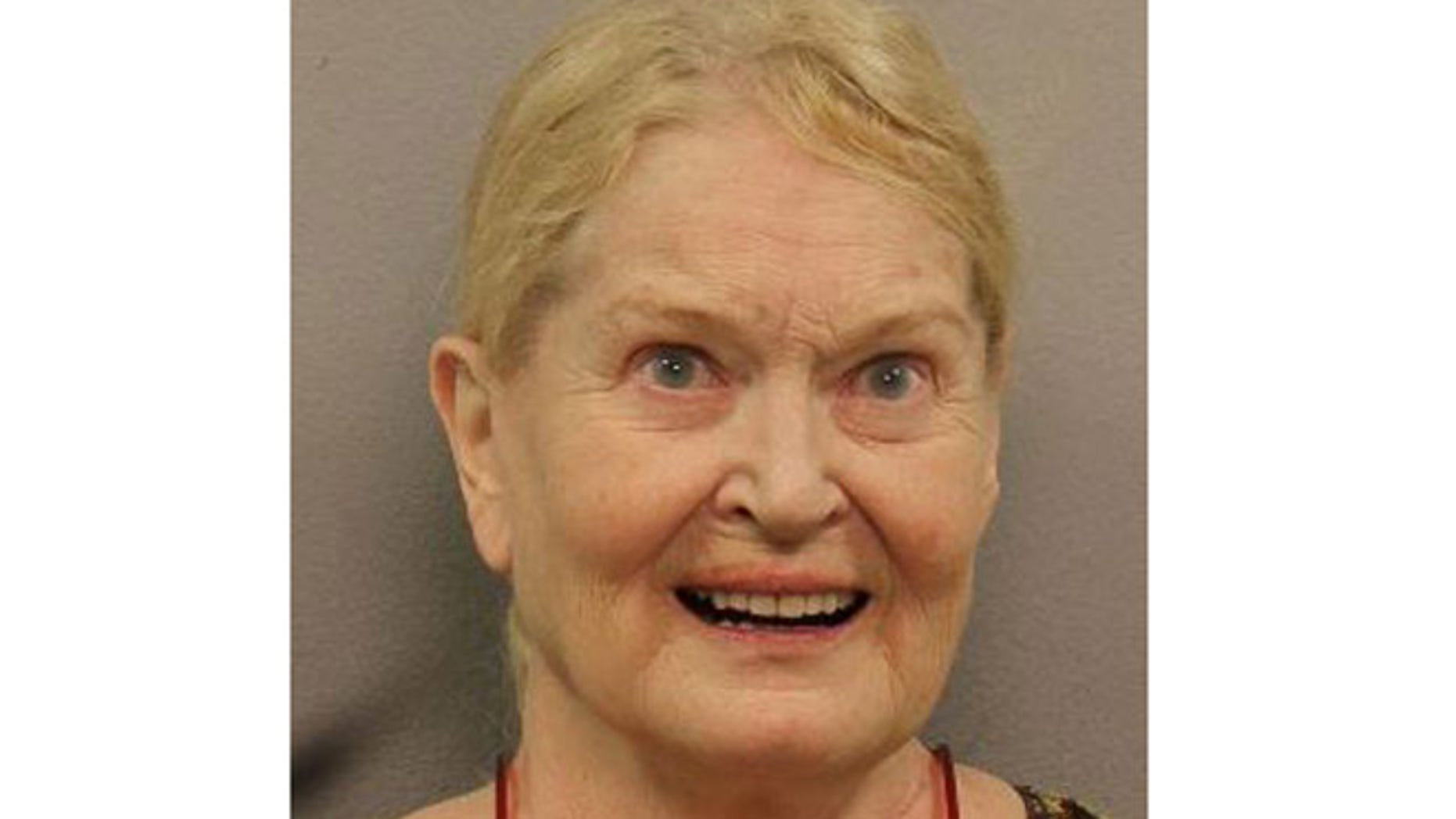 Lynn Anderson is pictured in this undated booking photo courtesy of Metropolitan Nashville Police Department. (Reuters/Metropolitan Nashville Police Department/Handout)