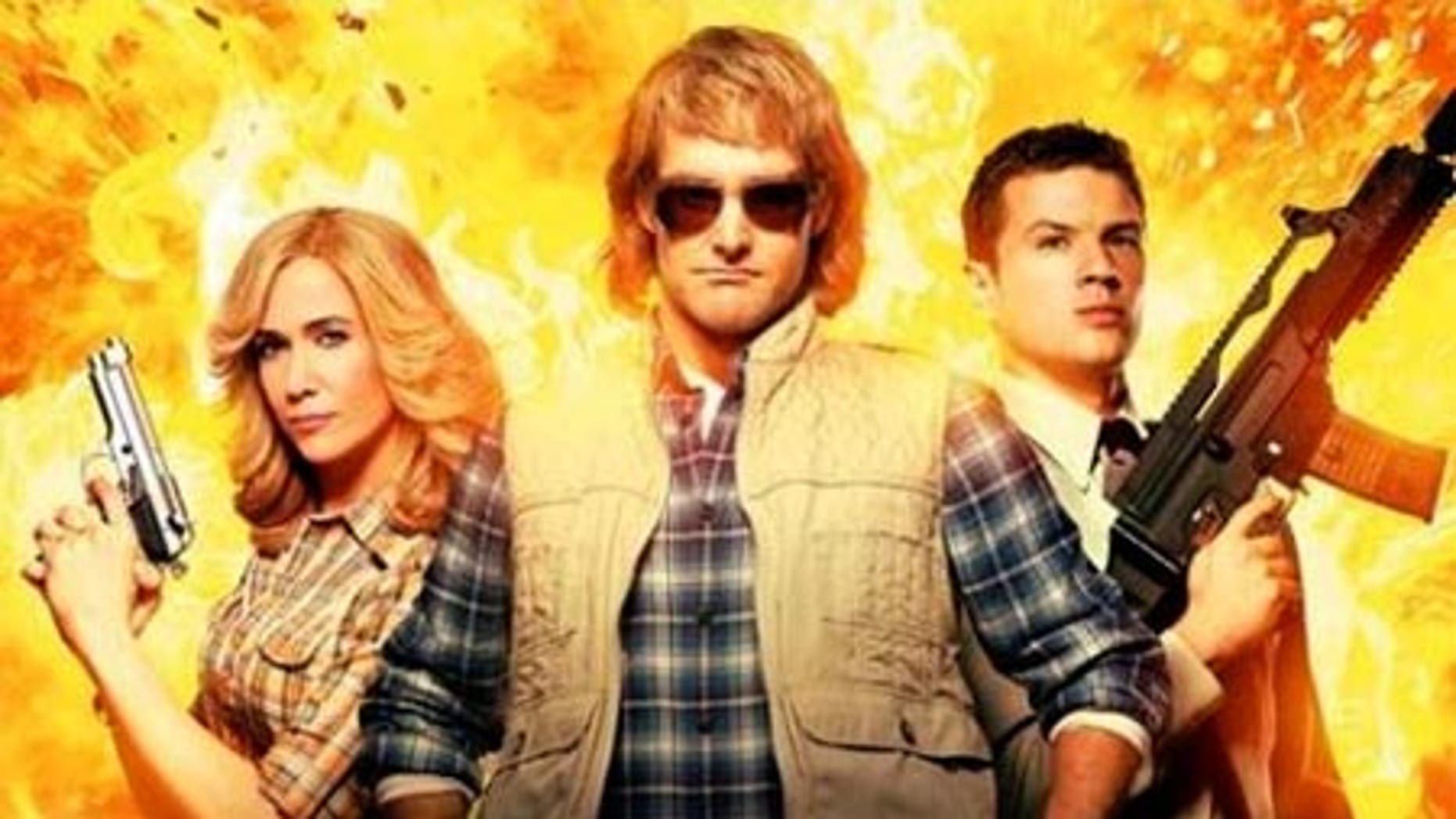 Forte's 'MacGruber' made $8.5 million on a $10 million budget. (Universal)