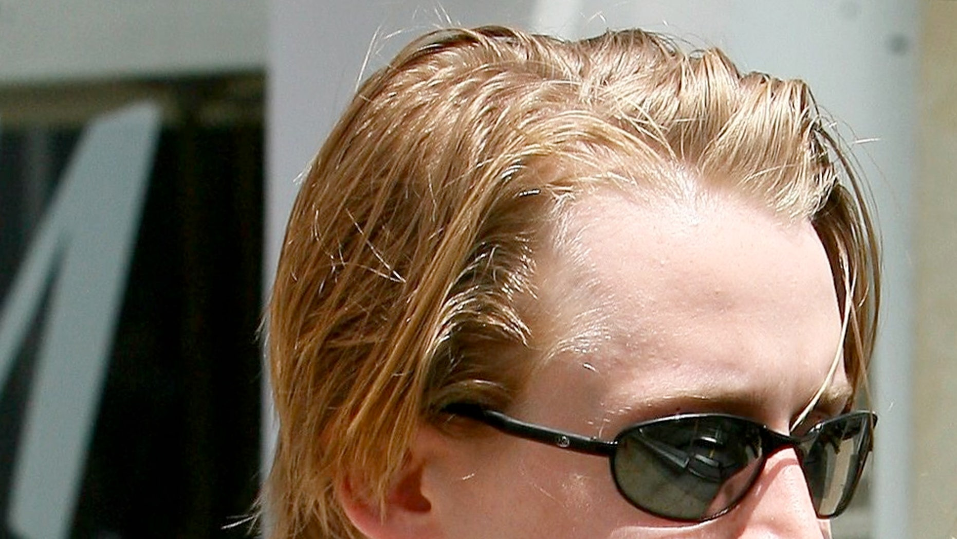 May 13, 2009. Macaulay Culkin in Los Angeles.