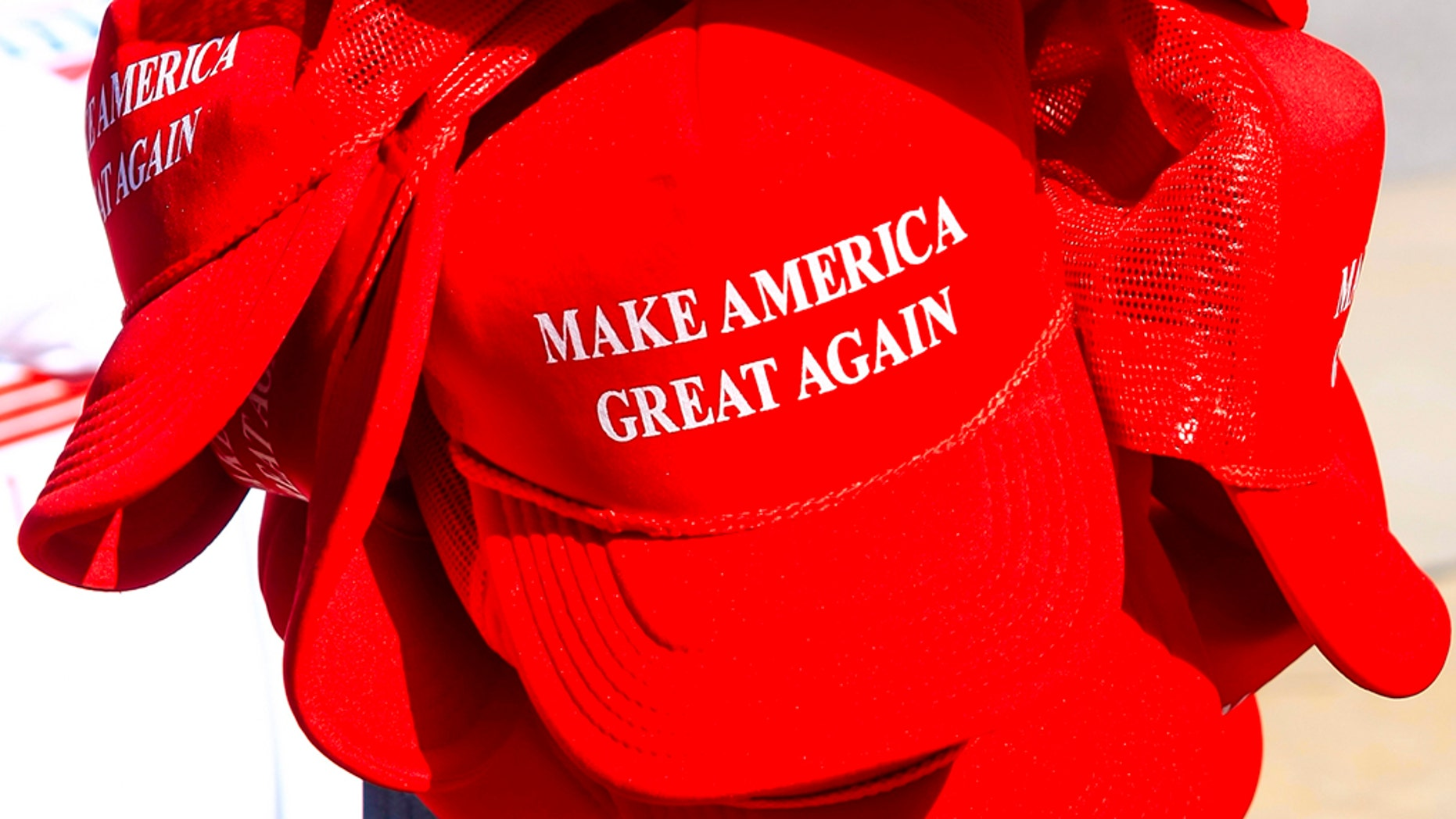 "A Kansas City man was told by a poll worker to remove his iconic ""Make America Great Again"" hat when he tried to vote in Missouri's primary elections."
