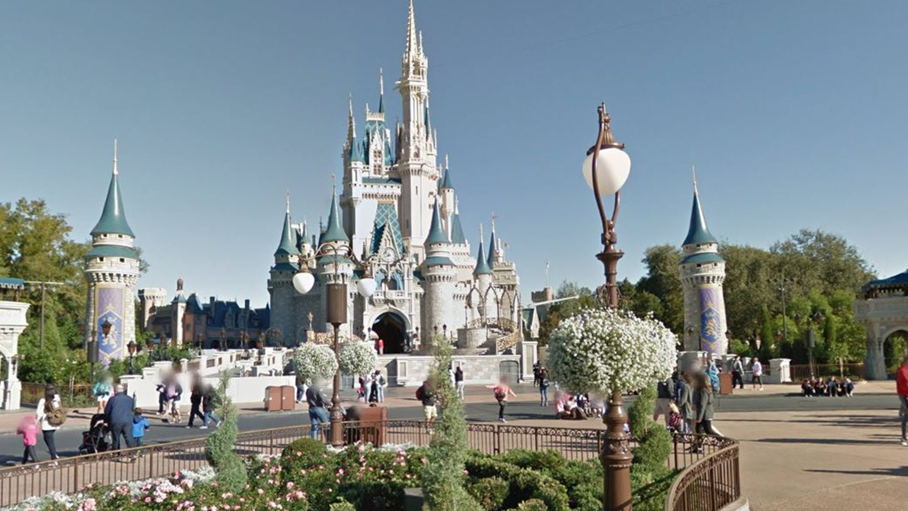 Google Street View released new Disney maps | Fox News
