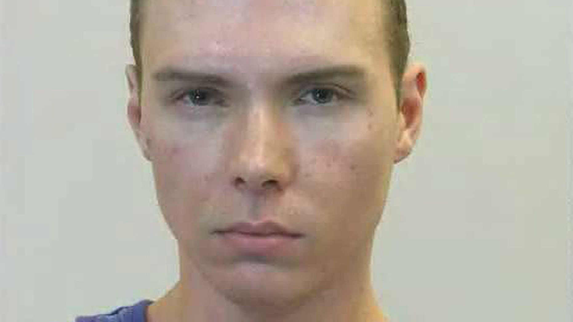 June 5, 2012: This photo provided by the Montreal Police Service shows Luka Rocco Magnotta.