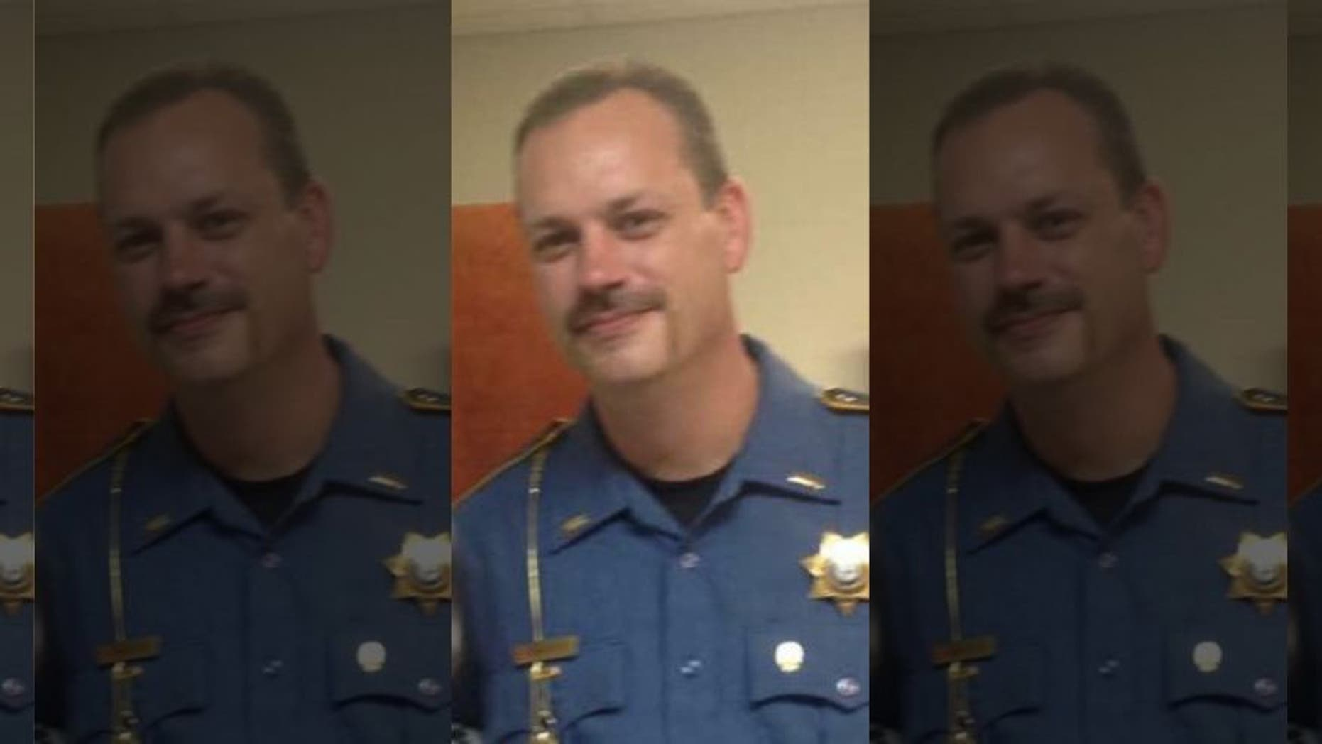 A visitation was held Sunday in Arkansas for Yell County Sheriff's Deputy Lt. Kevin Mainhart, who was killed in the line of duty.