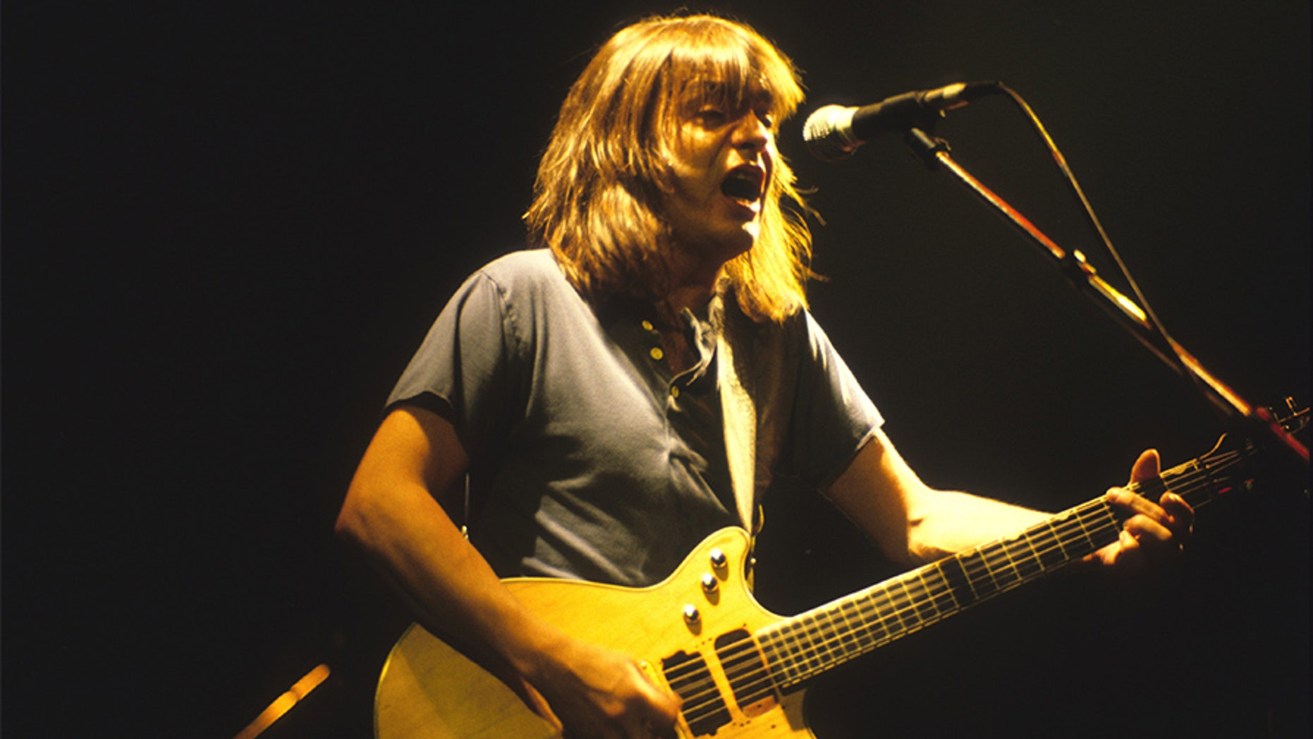Malcolm Young of the rock band AC/DC died after a long battle with dementia.